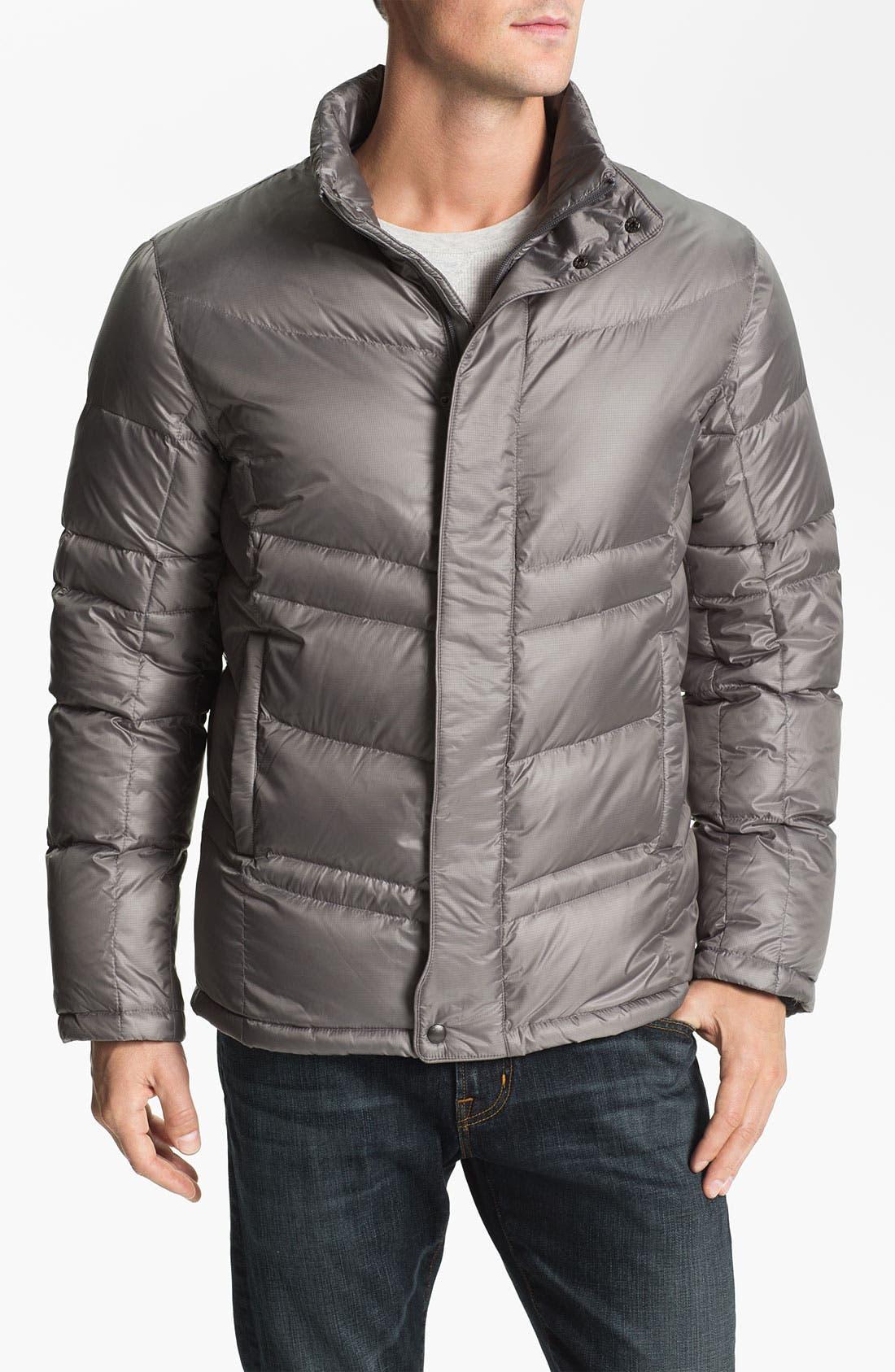 Main Image - Tumi 'Pack-a-Way' Down Jacket