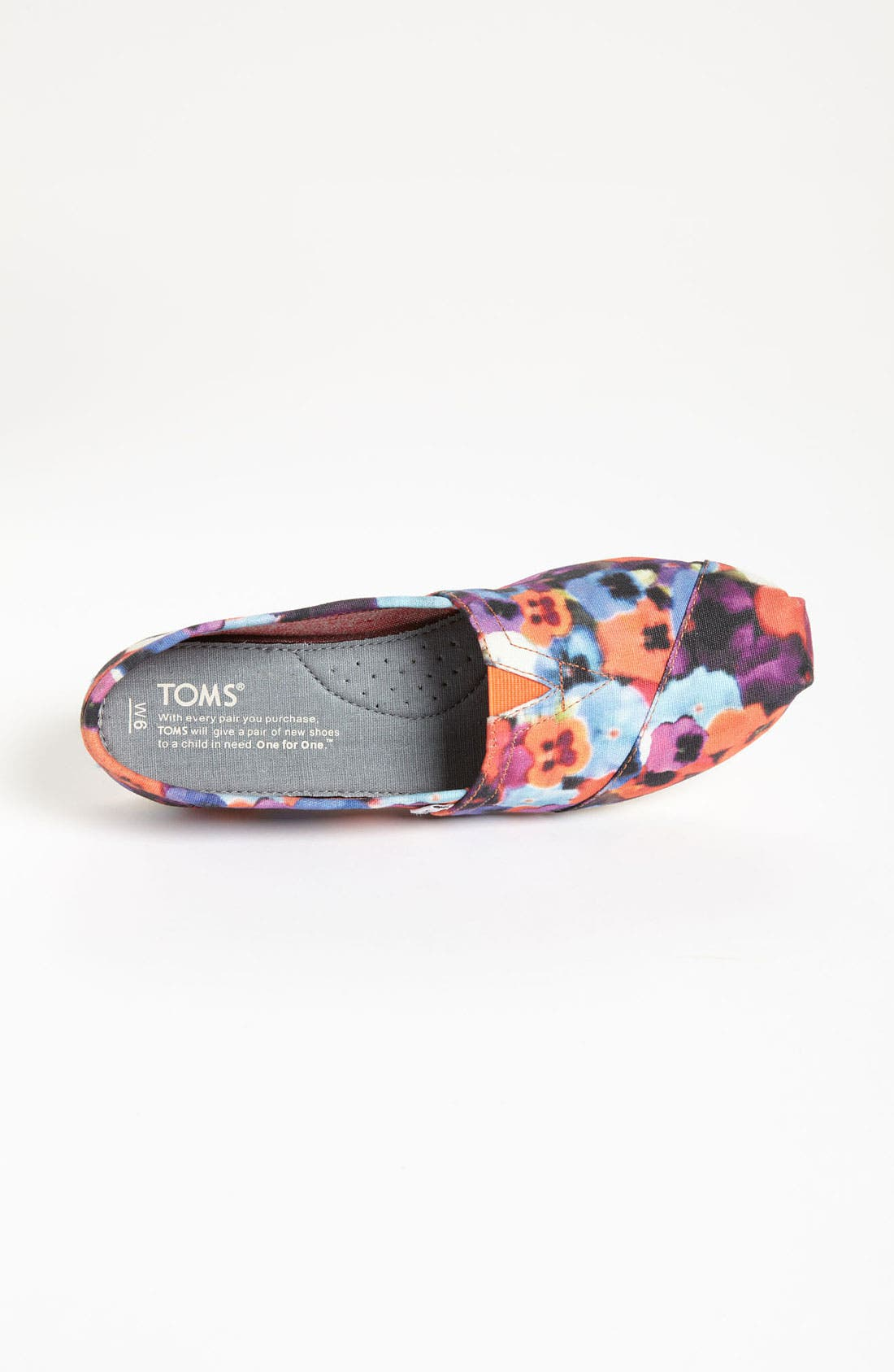Alternate Image 3  - TOMS 'Classic - Oahu' Slip-On (Women)