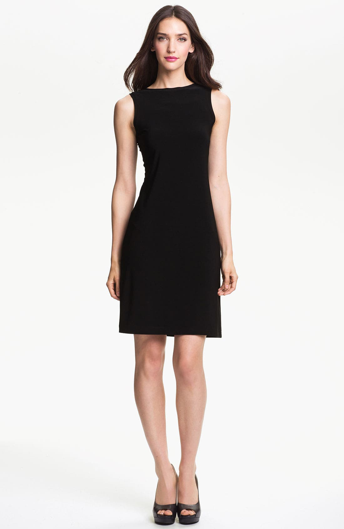 Alternate Image 1 Selected - KAMALIKULTURE V-Back Sheath Dress