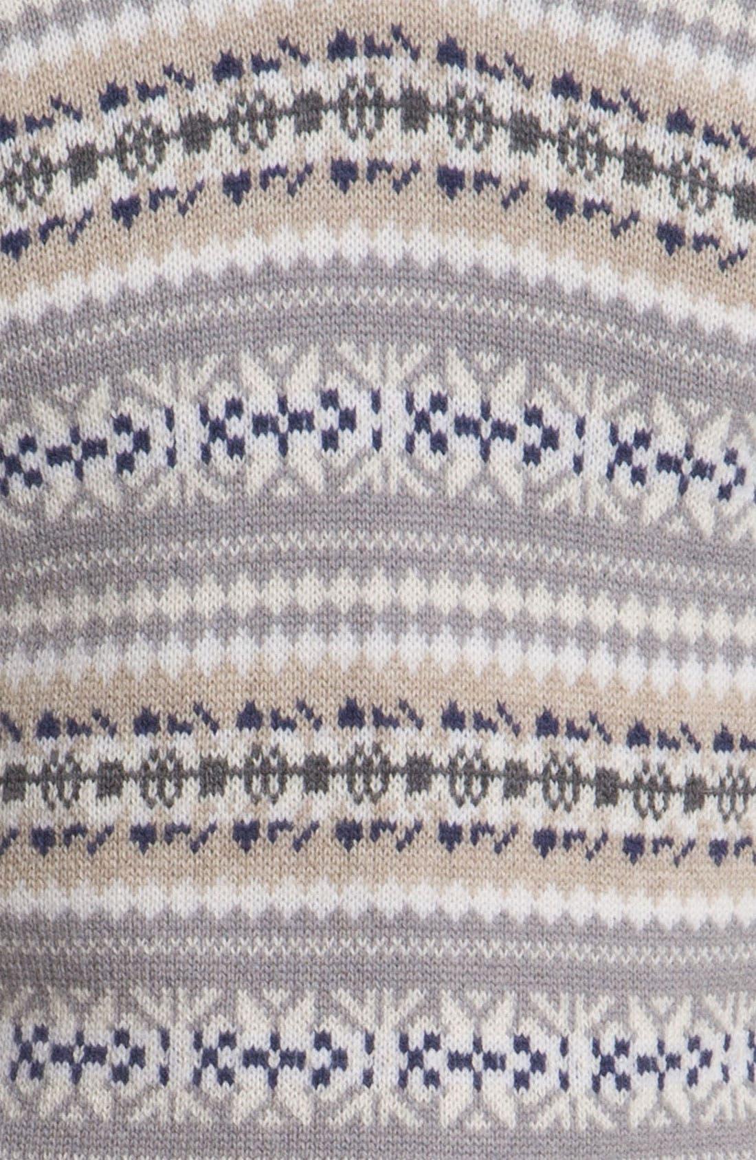 Alternate Image 3  - Fausto Reali Vannucci V-Neck Merino Wool & Cashmere Sweater