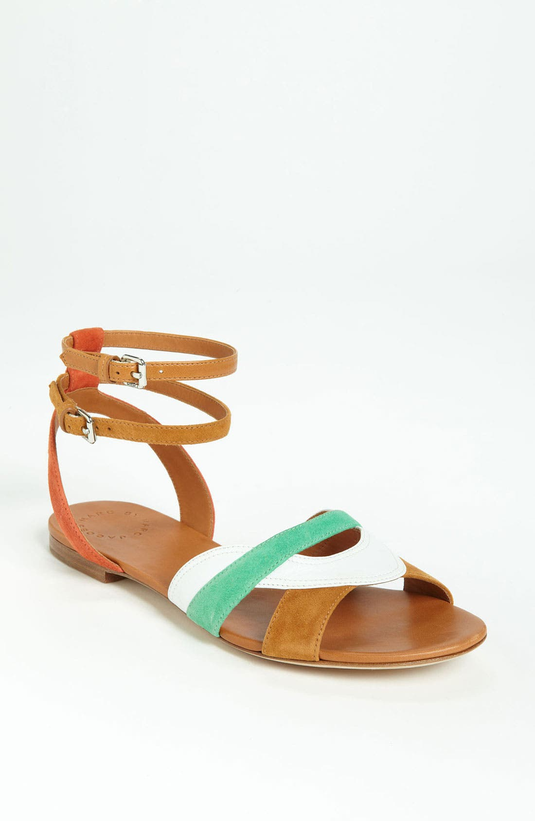 Alternate Image 1 Selected - MARC BY MARC JACOBS 'Color Weave' Sandal