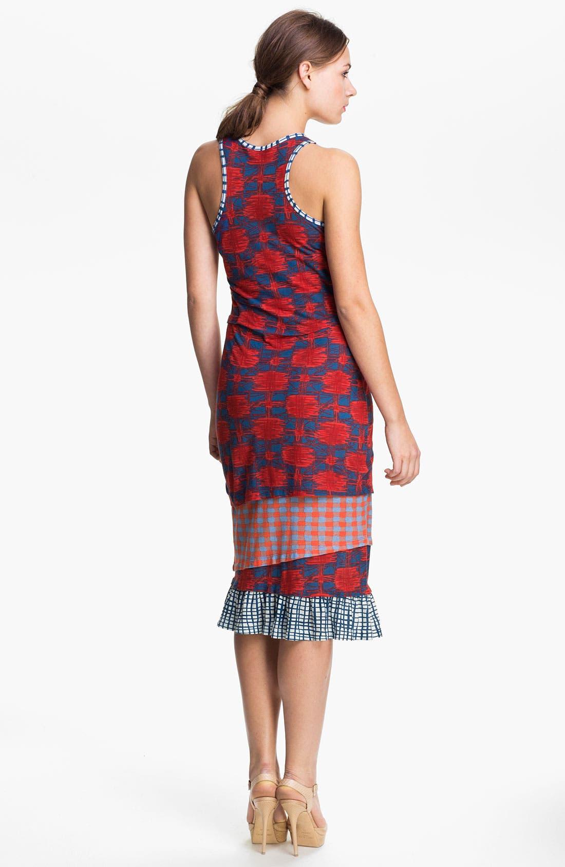 Alternate Image 2  - MARC BY MARC JACOBS Cotton Jersey Tank Dress