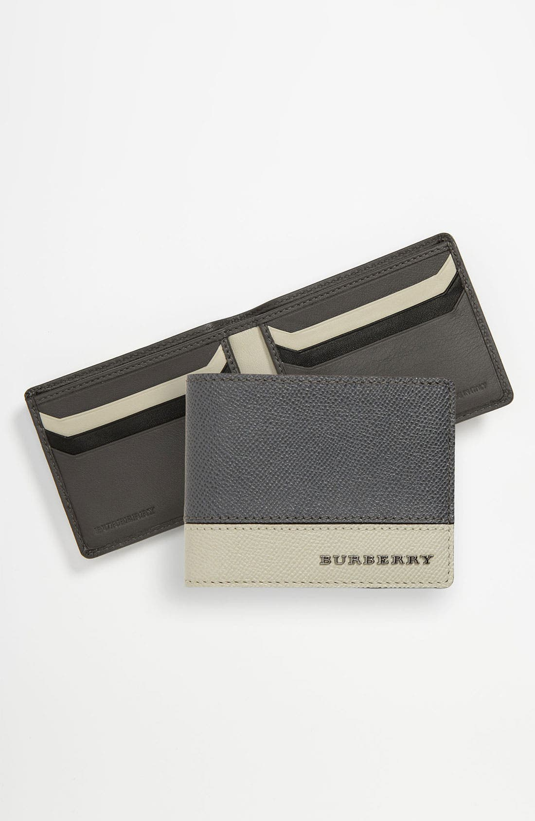 Main Image - Burberry Bifold Wallet