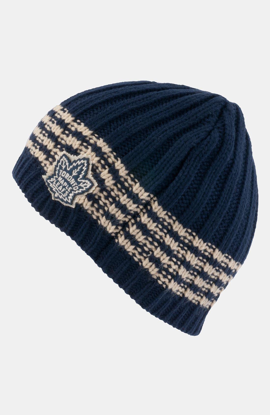 Alternate Image 1 Selected - American Needle 'Toronto Maple Leafs - Targhee' Knit Hat