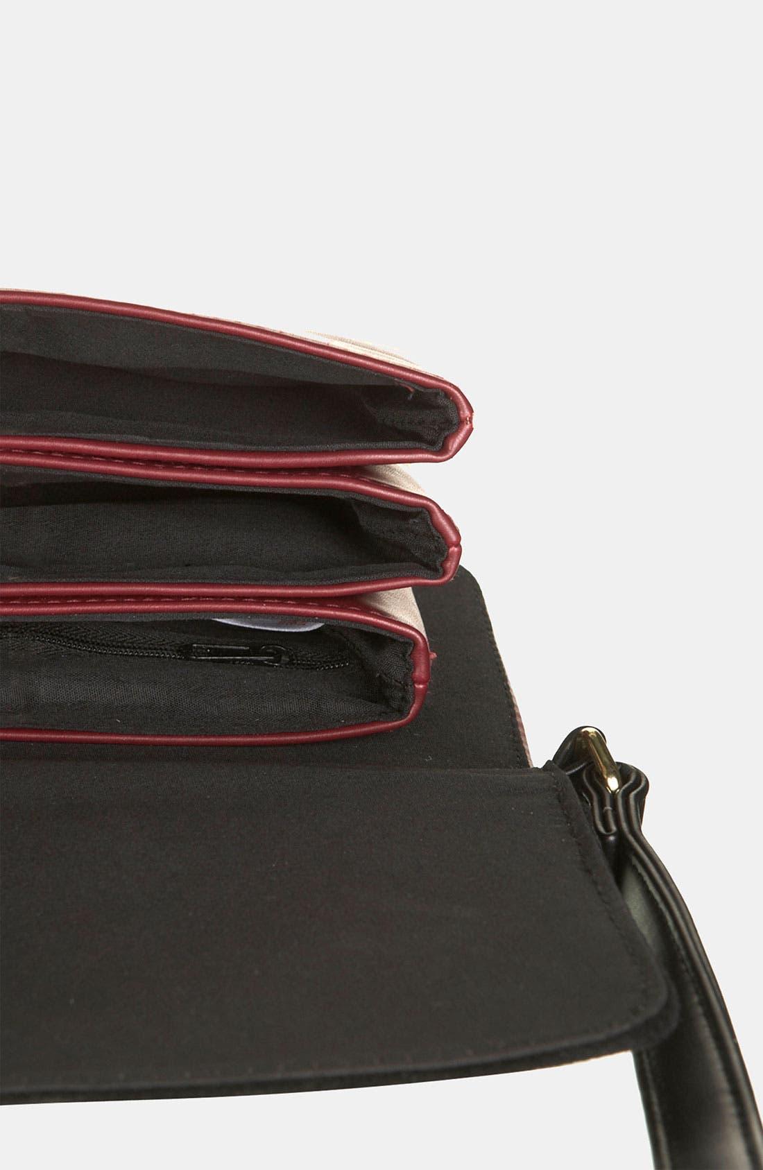 Alternate Image 3  - Topshop Stud Detail Crossbody Bag
