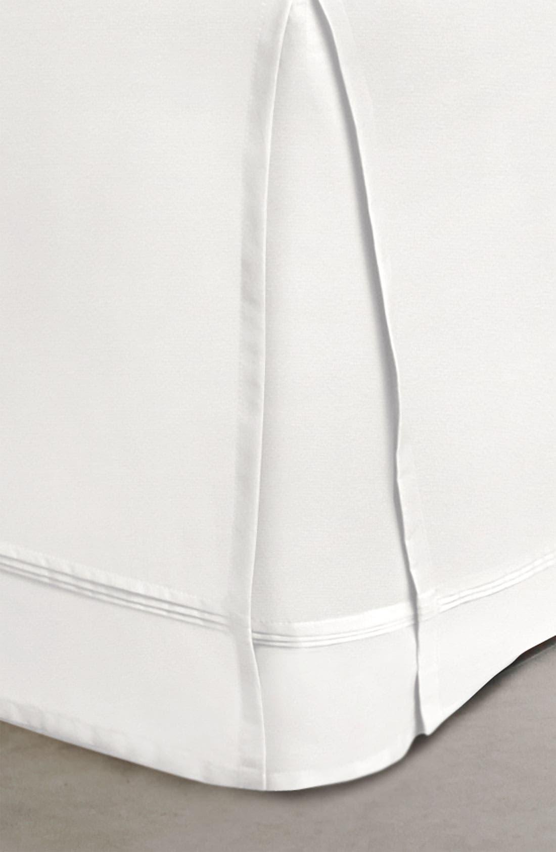 Alternate Image 1 Selected - Donna Karan 'Lustre Seam' Bed Skirt