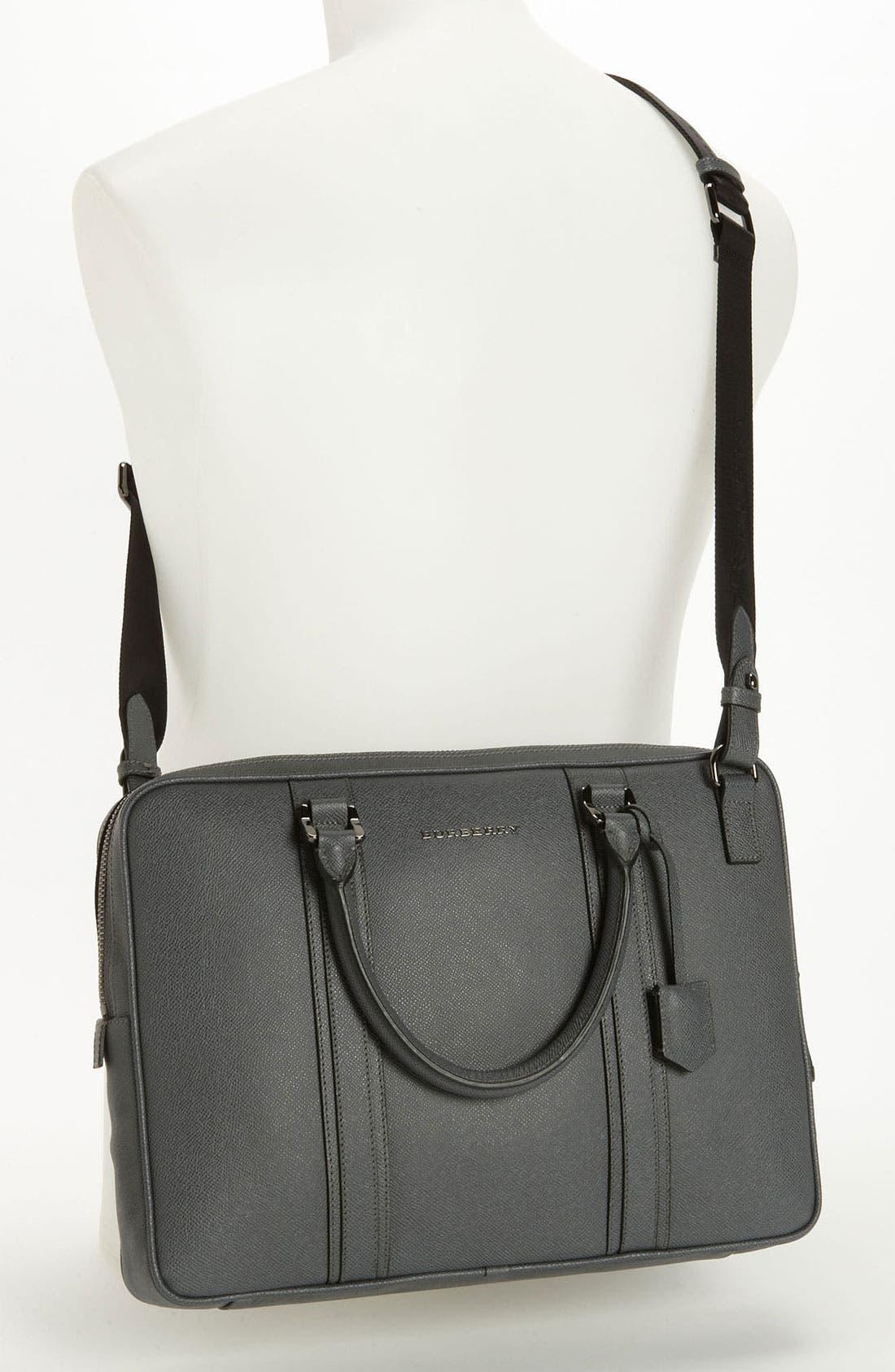 Alternate Image 2  - Burberry 'Newberg' Briefcase