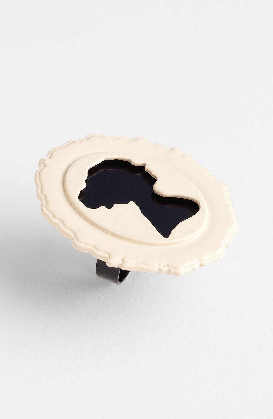 Alternate Image 1 Selected - Cara Cameo Ring