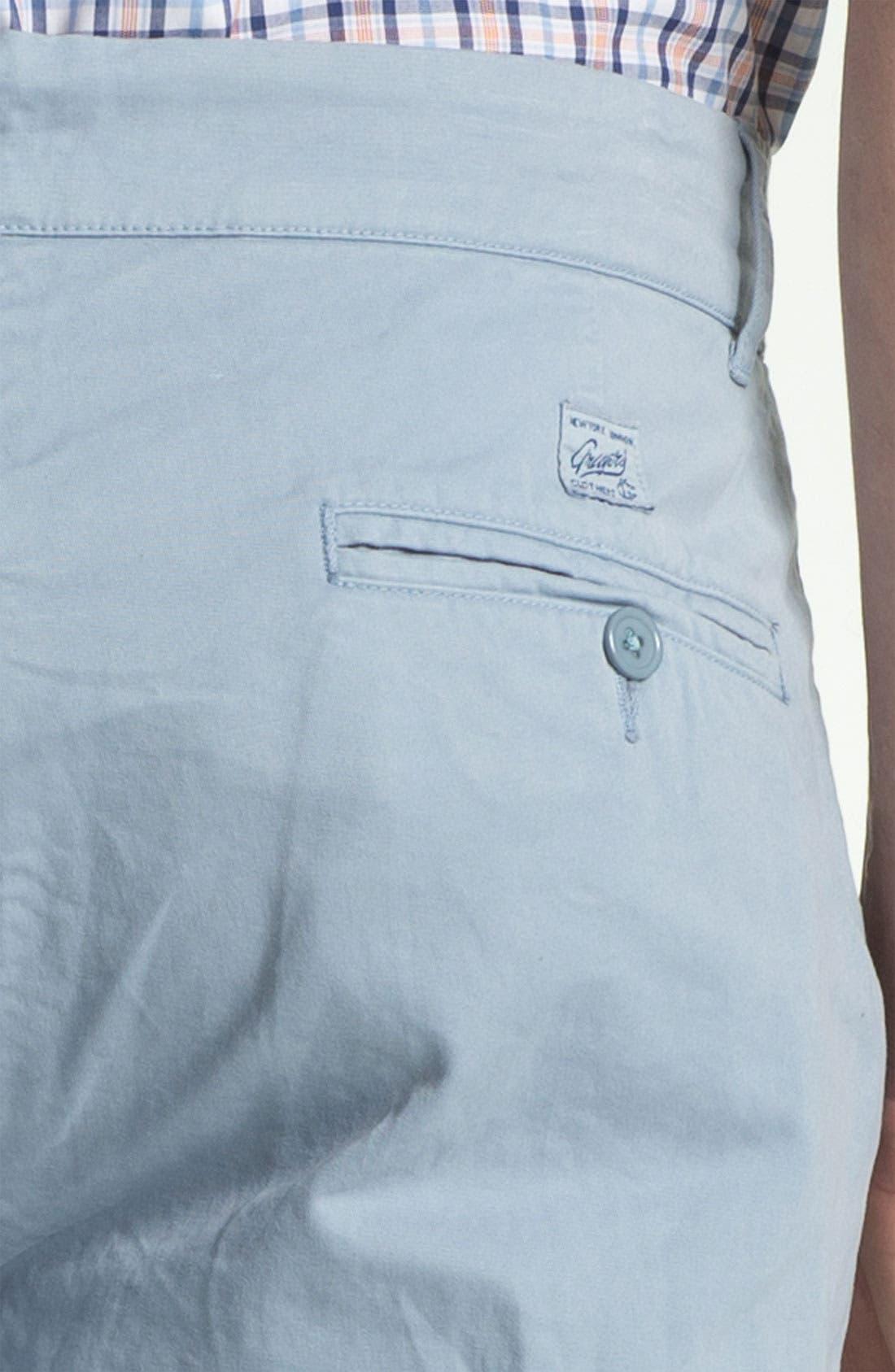 Alternate Image 3  - Grayers 'Alex' Flat Front Pants