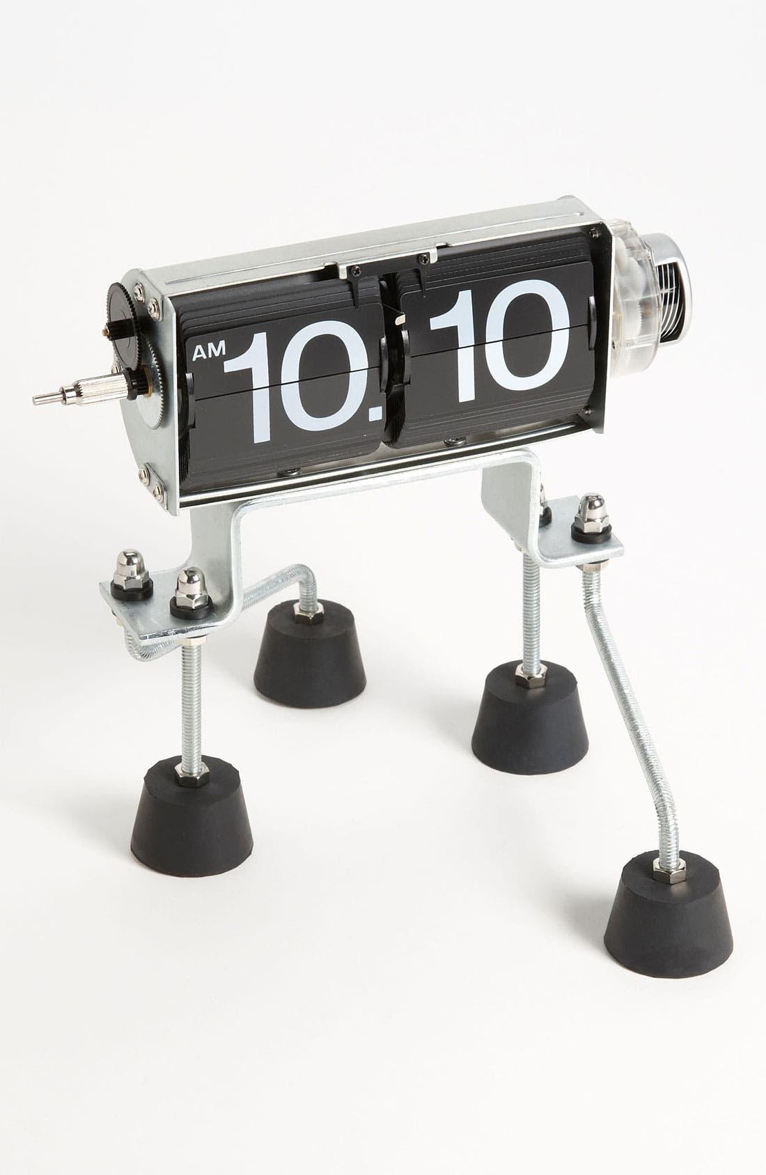 Alternate Image 1 Selected - Kikkerland Design Flip Clock
