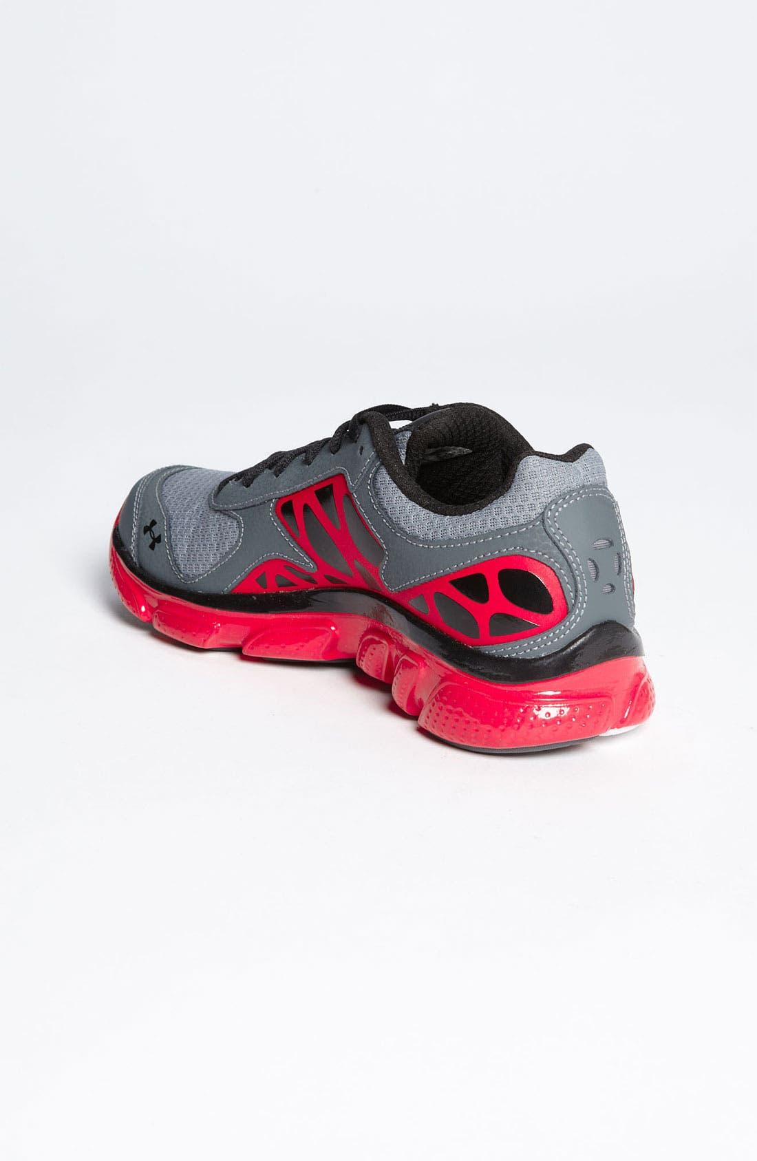 Alternate Image 2  - Under Armour 'Micro G® Skulpt' Sneaker (Toddler, Little Kid & Big Kid)