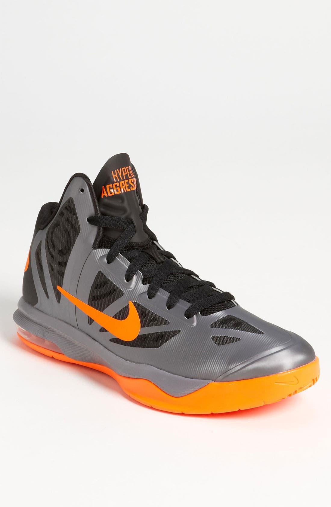 Alternate Image 1 Selected - Nike 'Air Max HyperAggressor' Basketball Shoe (Men)