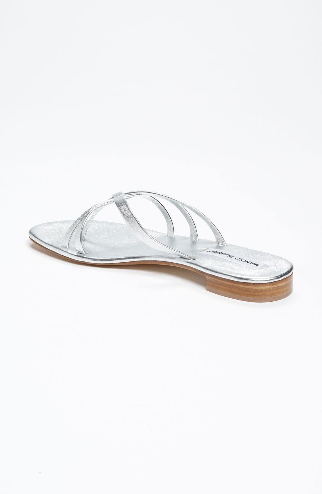 Alternate Image 2  - Manolo Blahnik 'Winddoka' Sandal