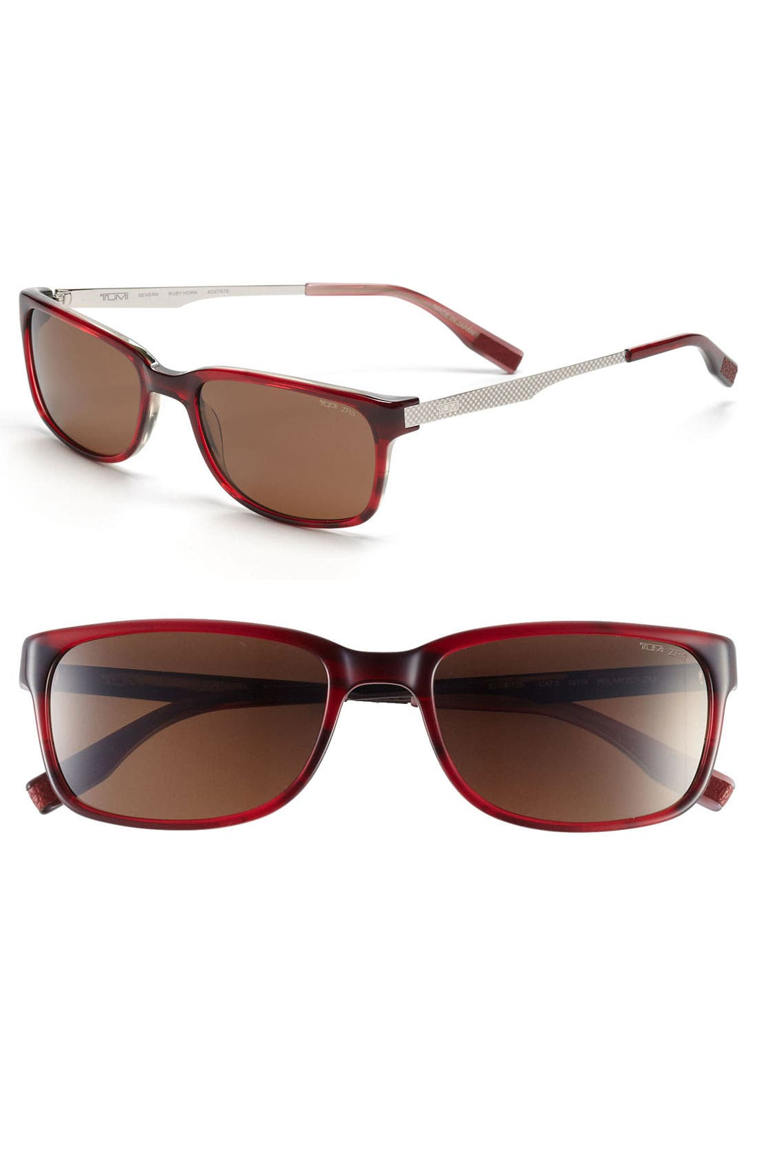 Main Image - Tumi 'Severn' Polarized Sunglasses