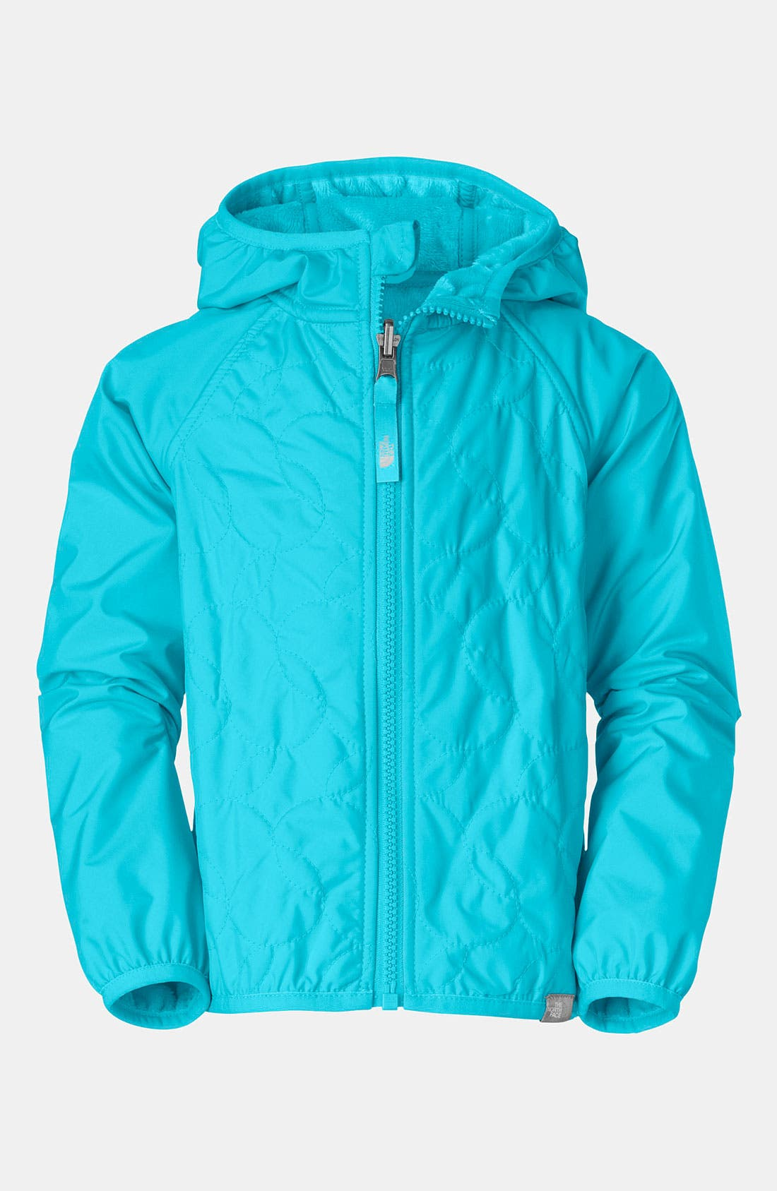 Main Image - The North Face 'Lil Breeze' Reversible Jacket (Toddler Girls)