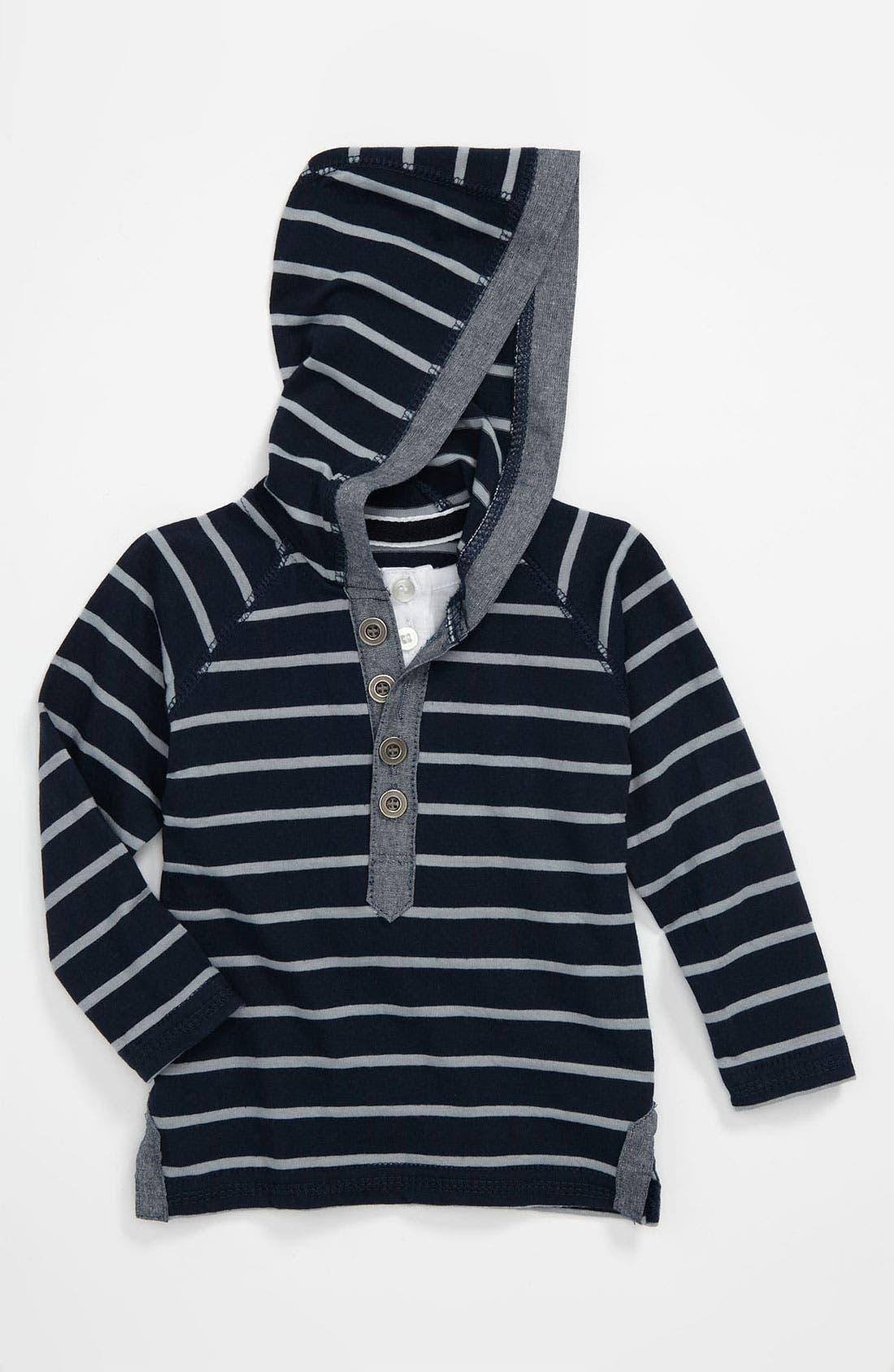 Alternate Image 1 Selected - Sovereign Code Stripe Hoodie (Toddler)