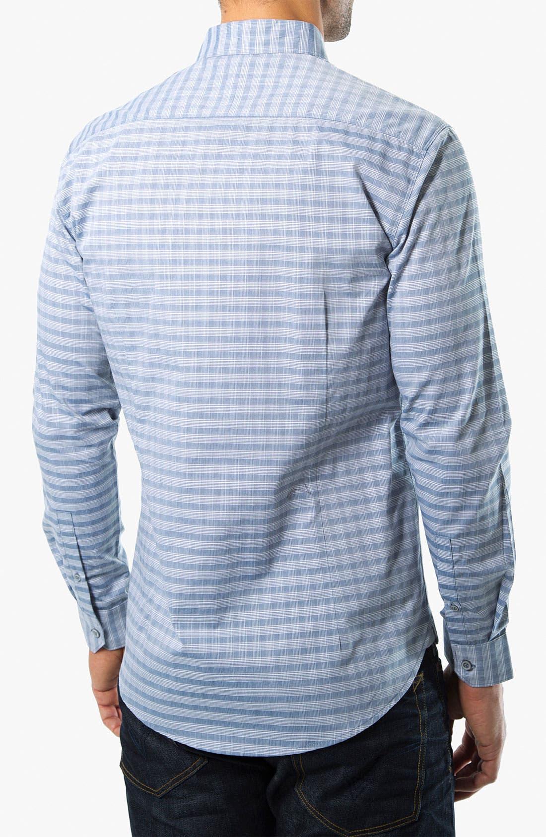 Alternate Image 2  - 7 Diamonds 'Good Life' Woven Sport Shirt