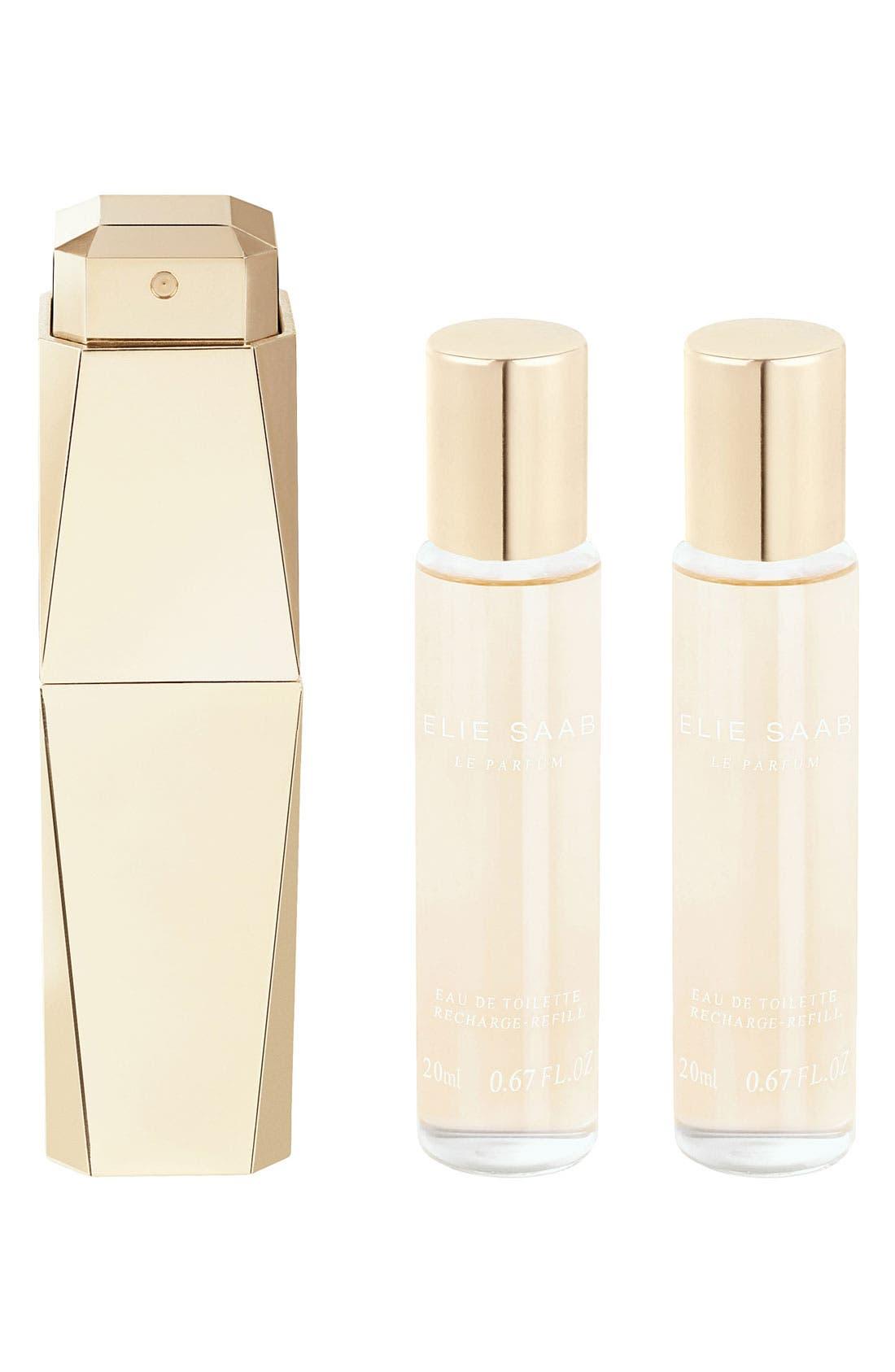 Alternate Image 1 Selected - Elie Saab 'Le Parfum' Eau de Toilette Purse Spray & Refills