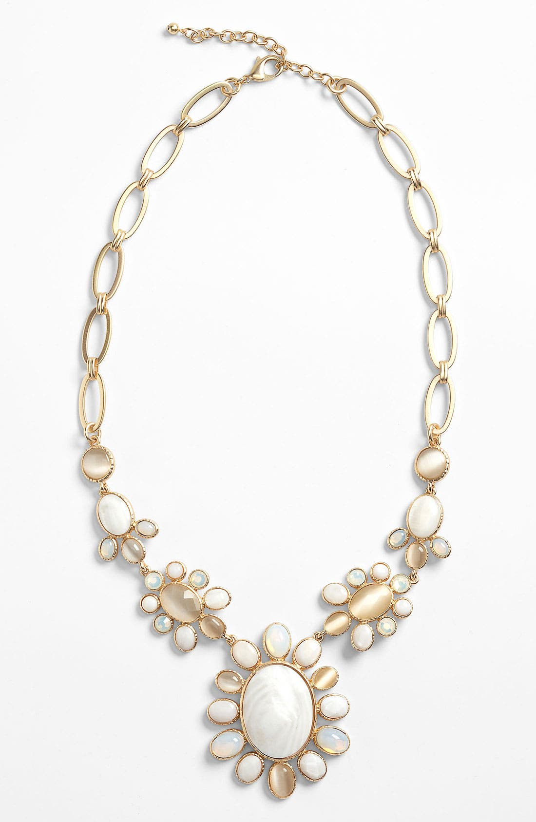 Alternate Image 1 Selected - Nordstrom 'Santorini' Frontal Necklace