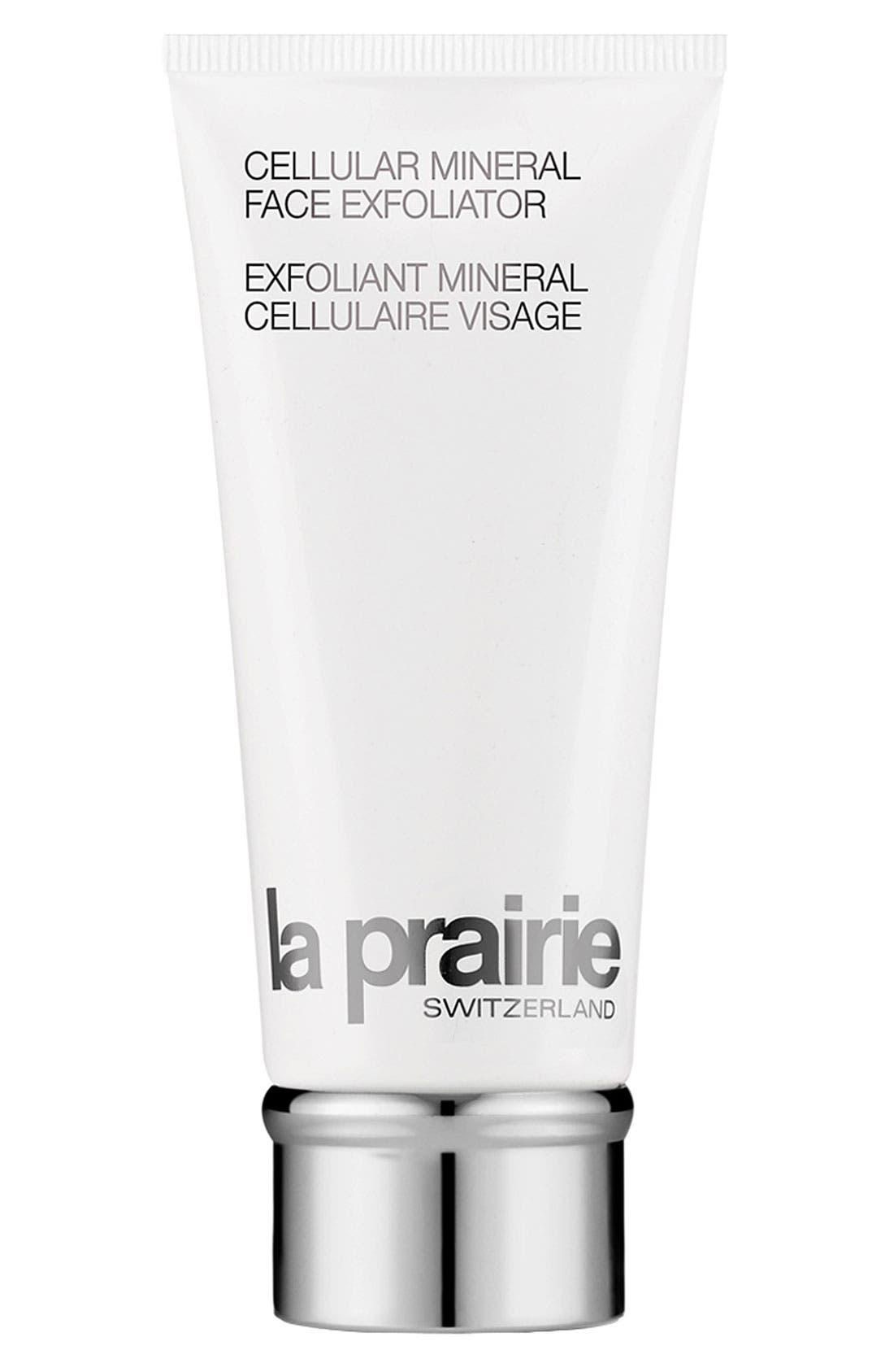 La Prairie 'Cellular Mineral' Face Exfoliator