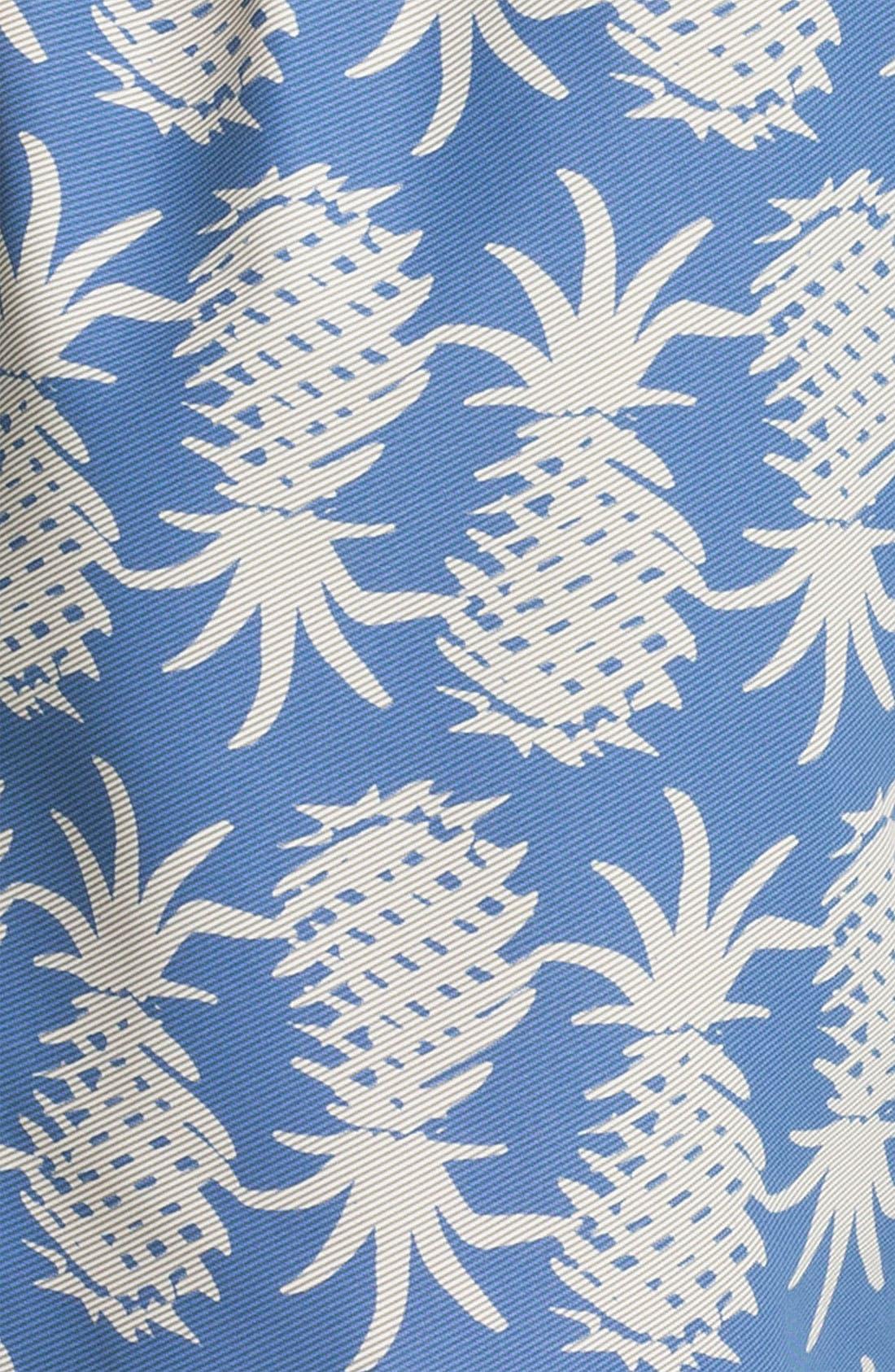 Alternate Image 3  - Tommy Bahama Relax 'Pineapple Upside Down' Swim Trunks