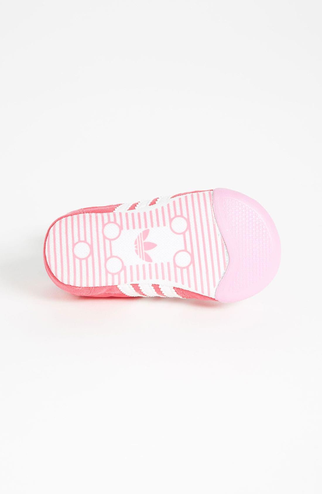 Alternate Image 4  - adidas 'Learn To Walk - Dragon' Crib Sneaker (Baby)