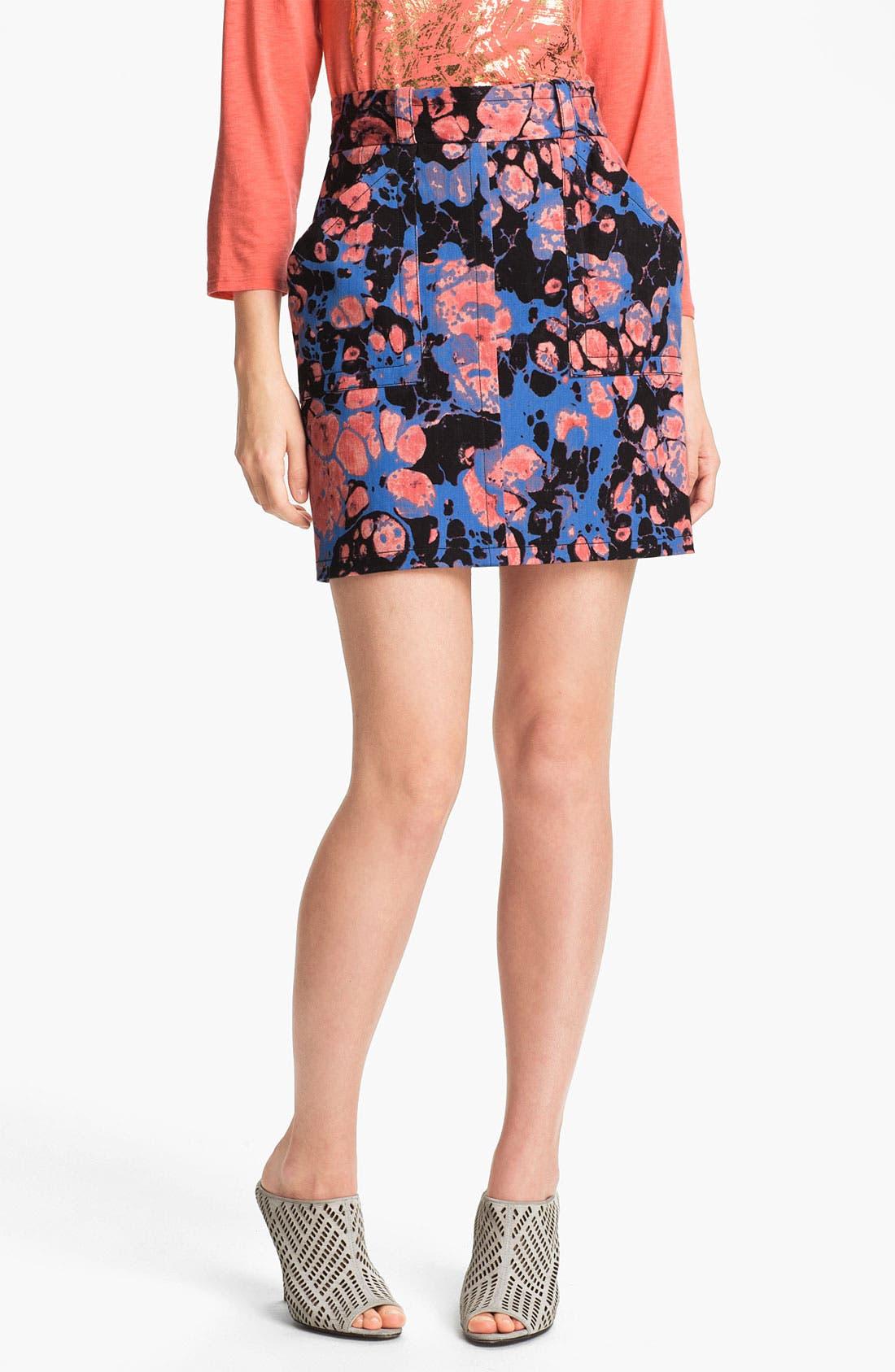 Alternate Image 1 Selected - Kelly Wearstler 'Phenomena' Skirt