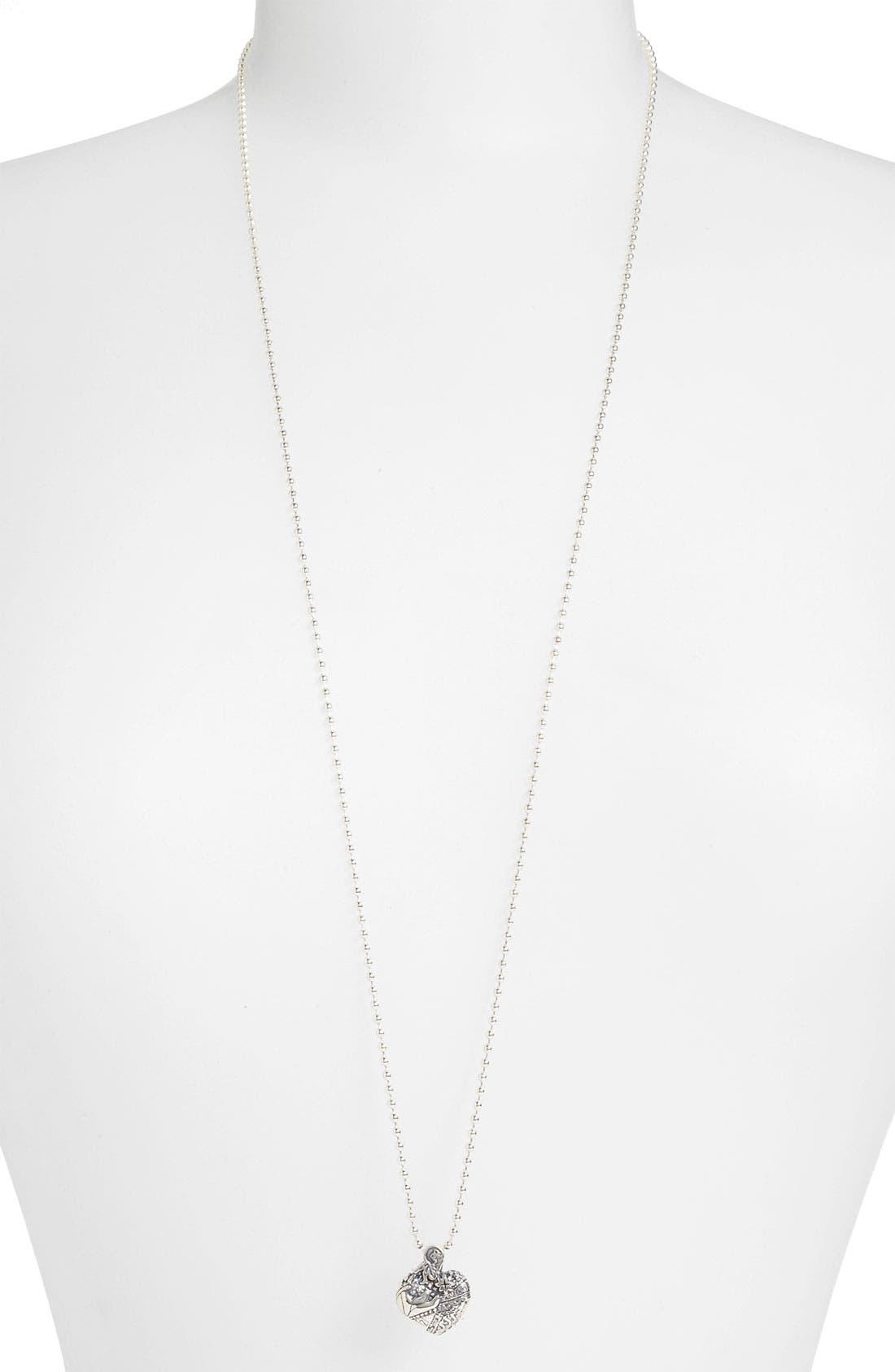 'Hearts of LAGOS - Las Vegas' Reversible Pendant Necklace,                             Alternate thumbnail 2, color,                             Heart Of Las Vegas