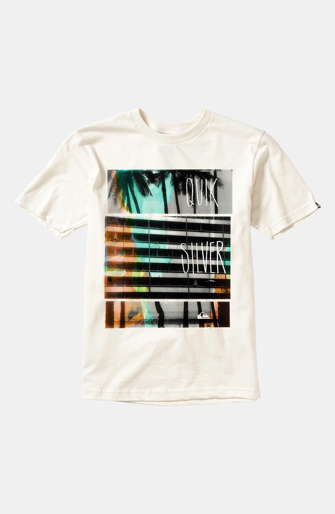 Alternate Image 1 Selected - Quiksilver 'High Rise' T-Shirt (Big Boys)
