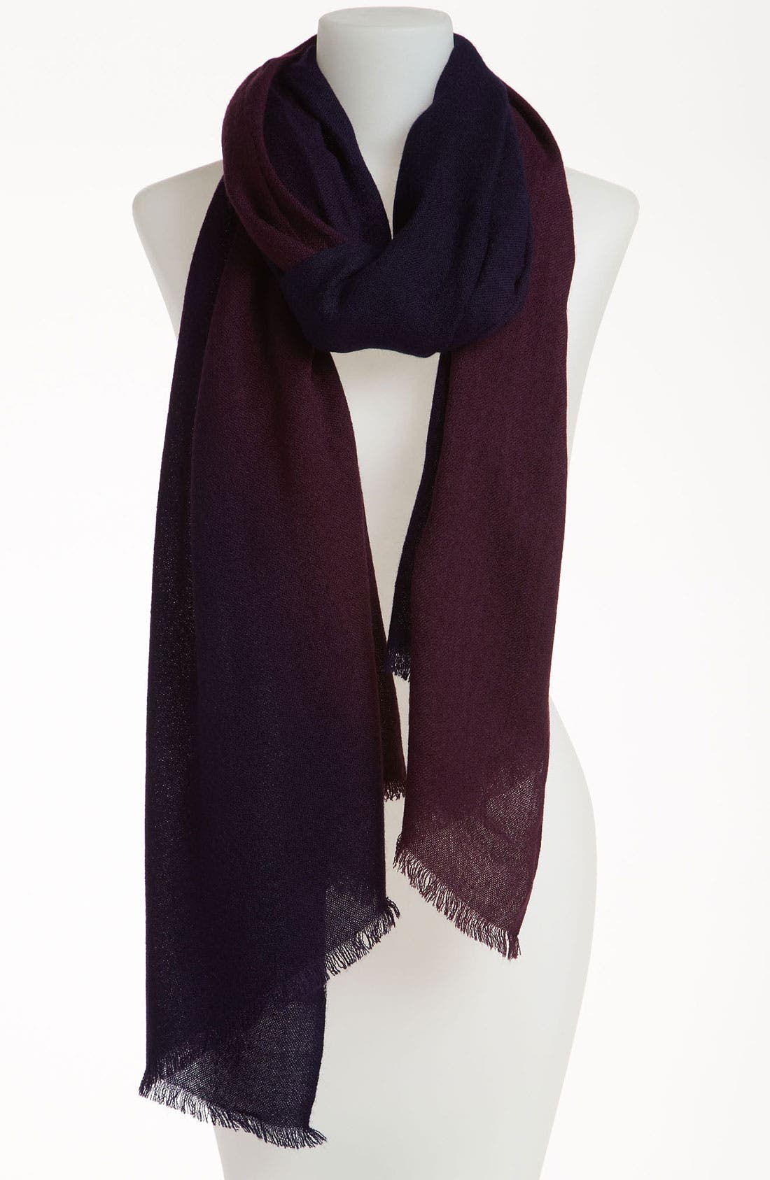 Alternate Image 1 Selected - Topshop Ombré Scarf