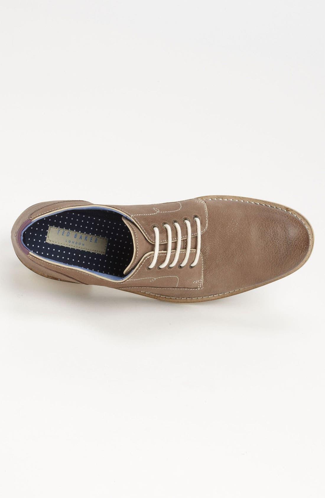 Alternate Image 3  - Ted Baker London 'Tich' Buck Shoe