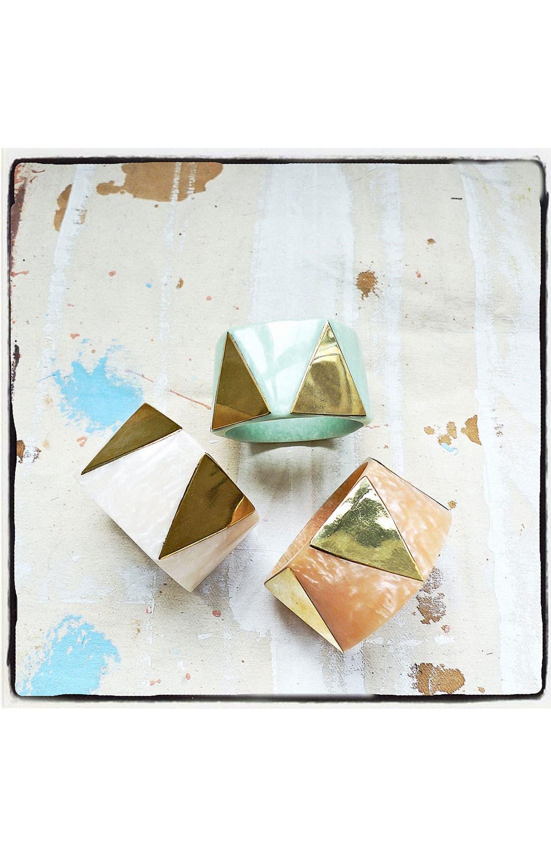 Alternate Image 4  - Robert Rose Triangle Cuff