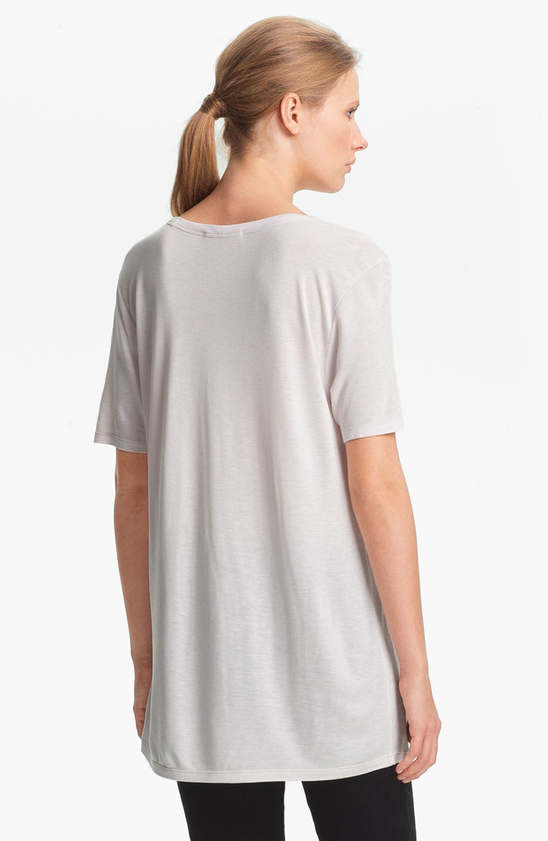 Alternate Image 3  - T by Alexander Wang Classic Pocket Tee