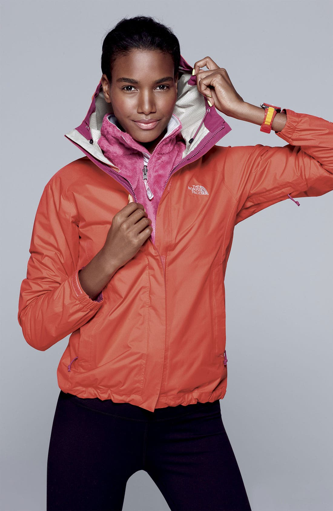 Alternate Image 1 Selected - The North Face Jackets & Leggings