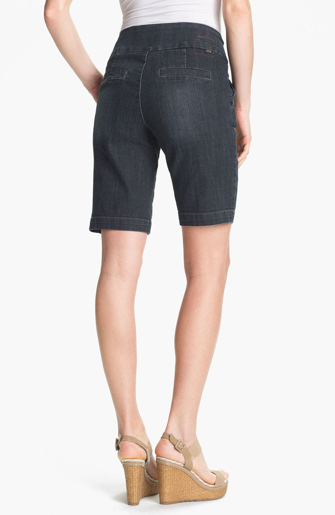 Alternate Image 2  - Jag Jeans 'Louie' Bermuda Shorts (Regular)