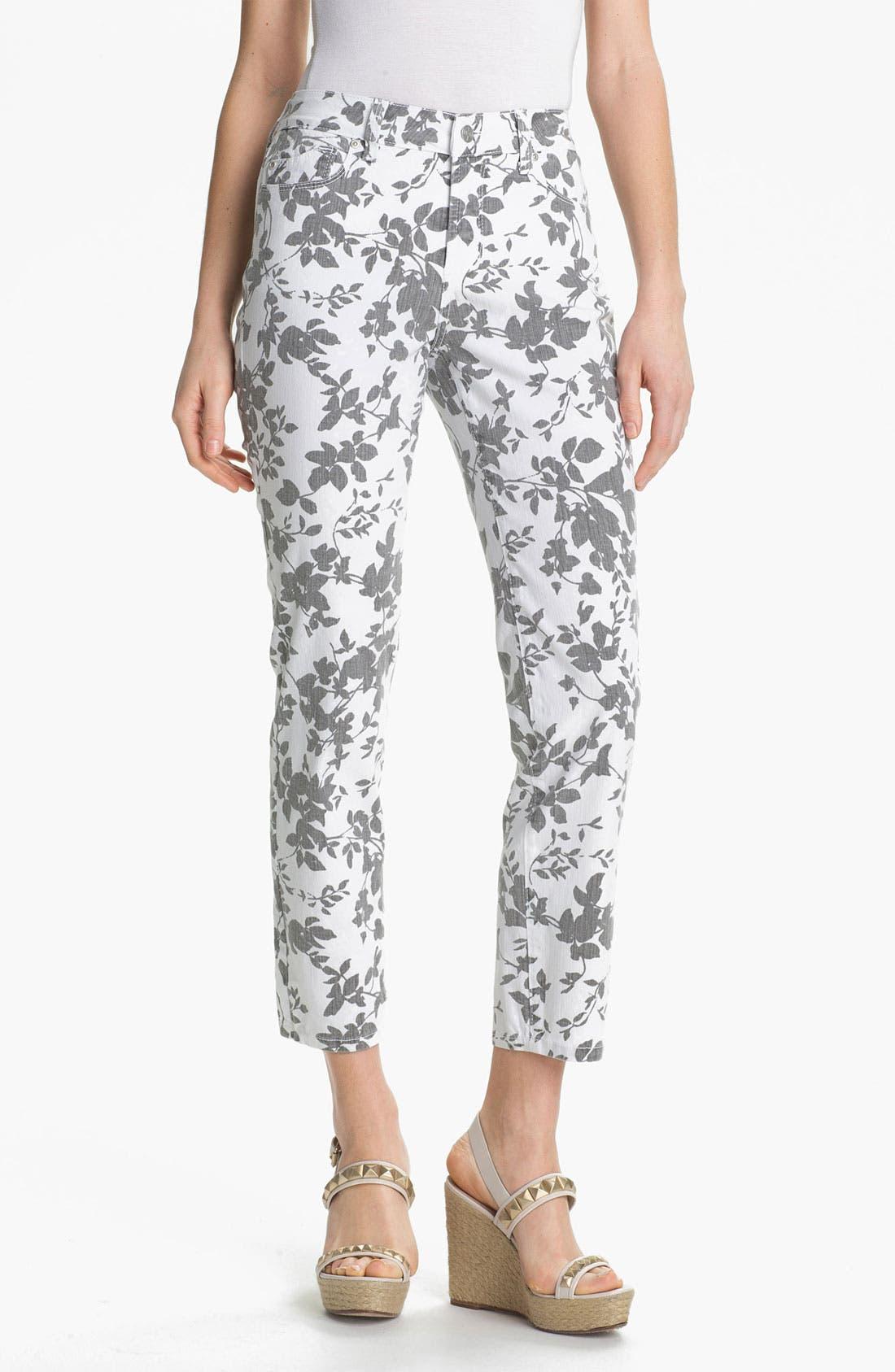 Alternate Image 1 Selected - NYDJ 'Alisha' Skinny Stretch Ankle Jeans