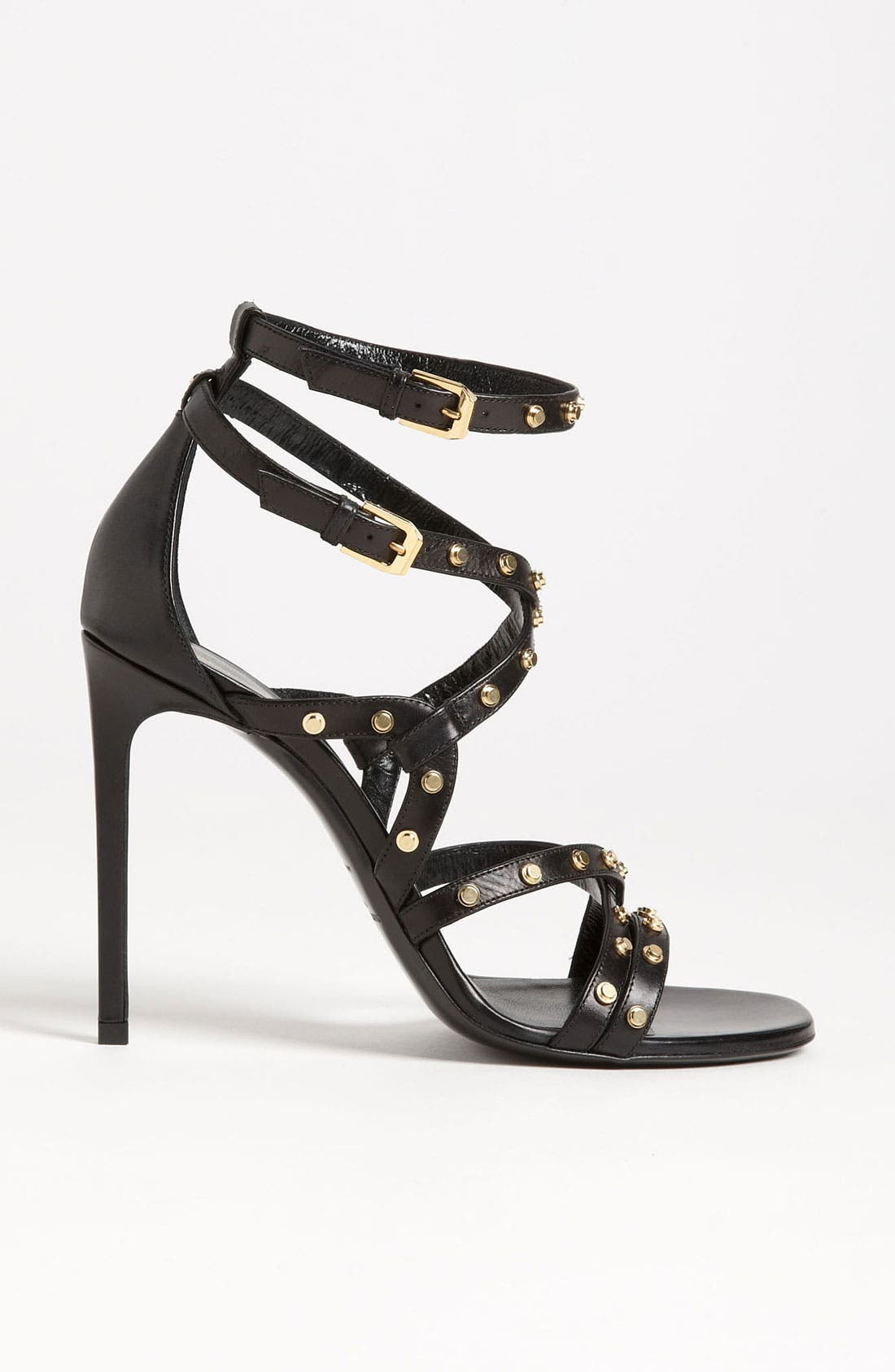 Alternate Image 4  - Saint Laurent 'Jerry' Studded Sandal