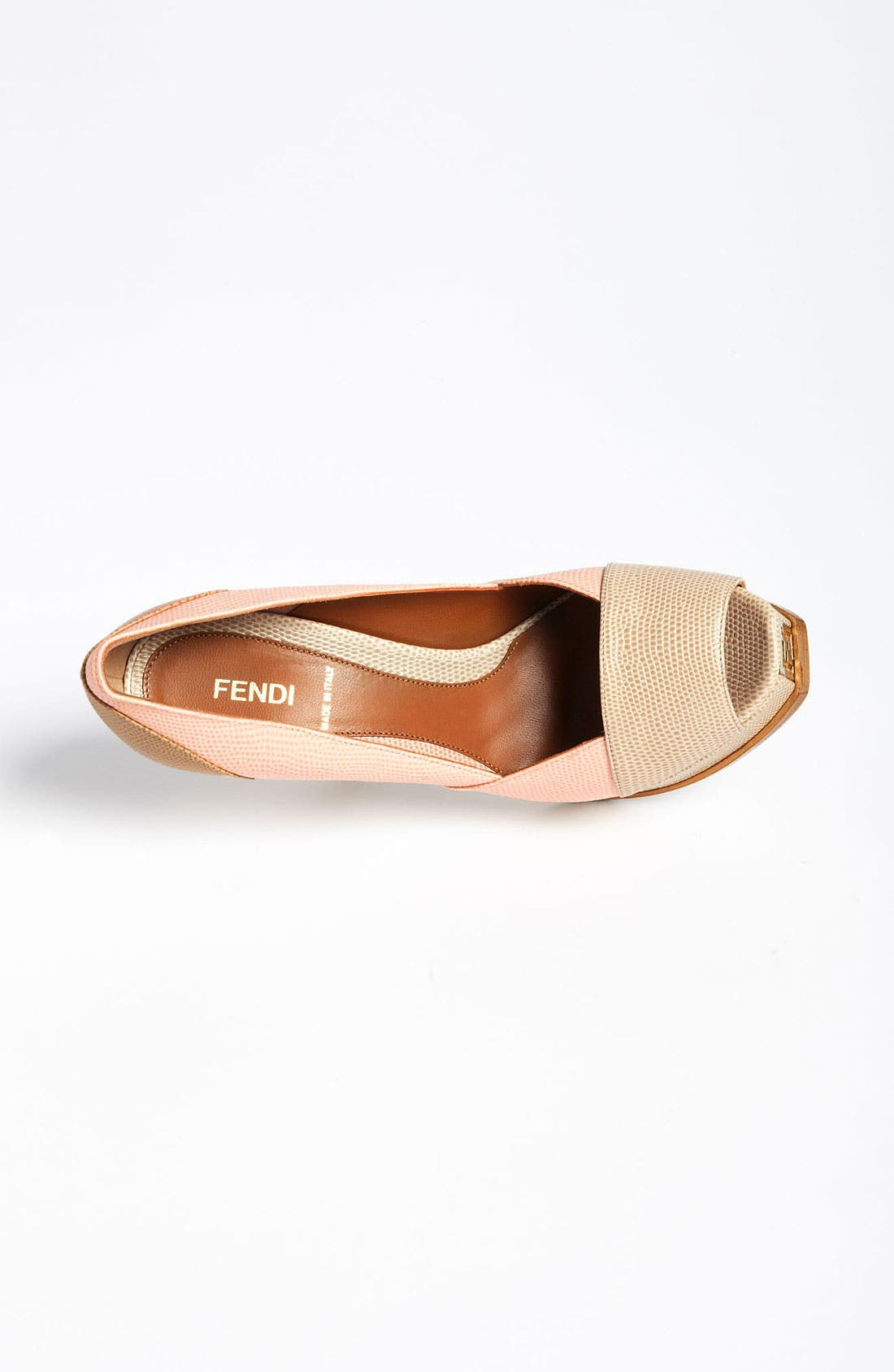Alternate Image 3  - Fendi 'Fendista' Pump
