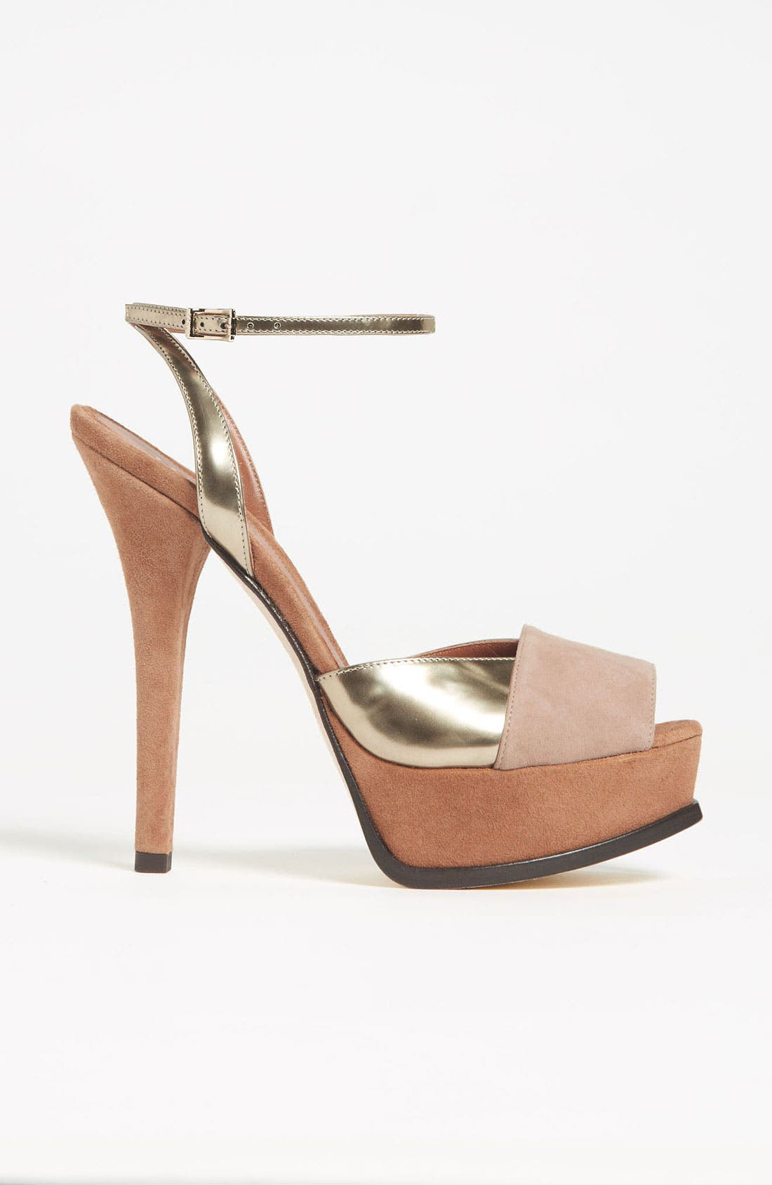 Alternate Image 4  - Fendi 'Fendista' Sandal