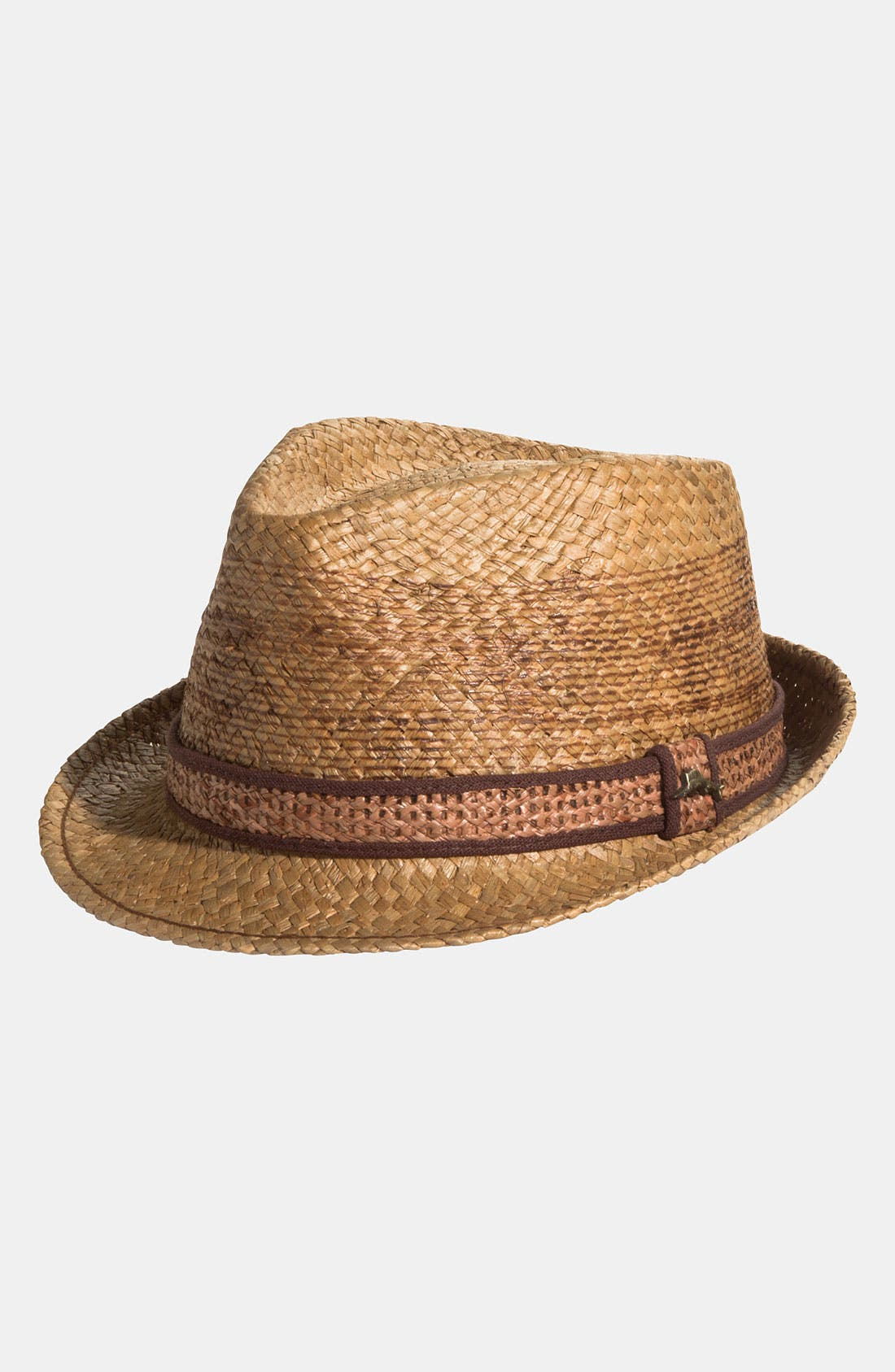 Alternate Image 1 Selected - Tommy Bahama Raffia Fedora
