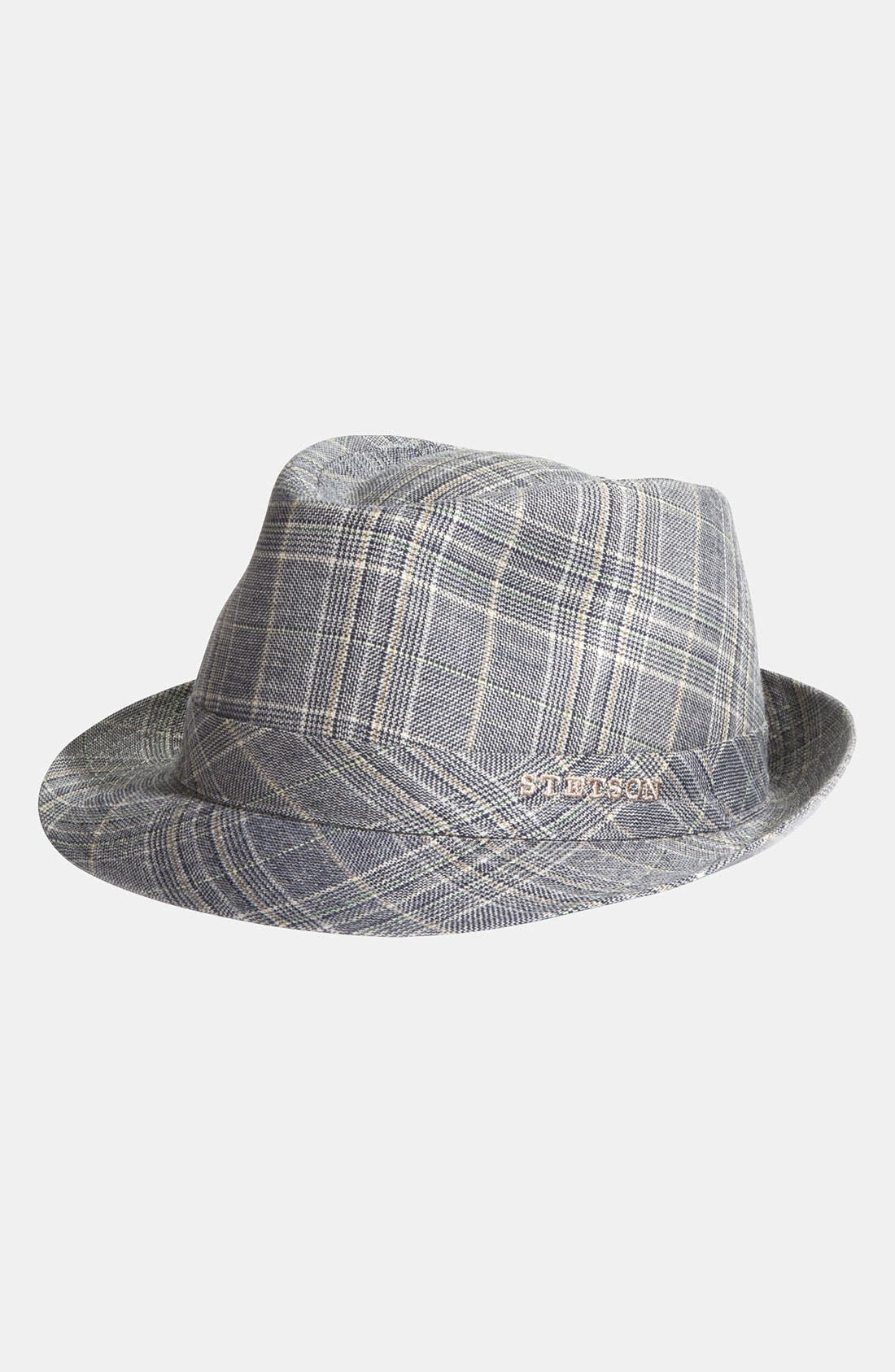 Alternate Image 1 Selected - Stetson 'Tropical' Fedora