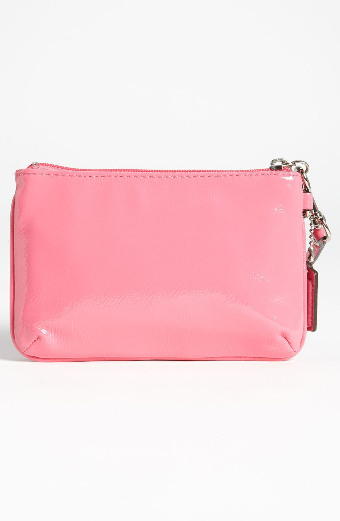 Alternate Image 4  - COACH 'Small' Patent Leather Wristlet