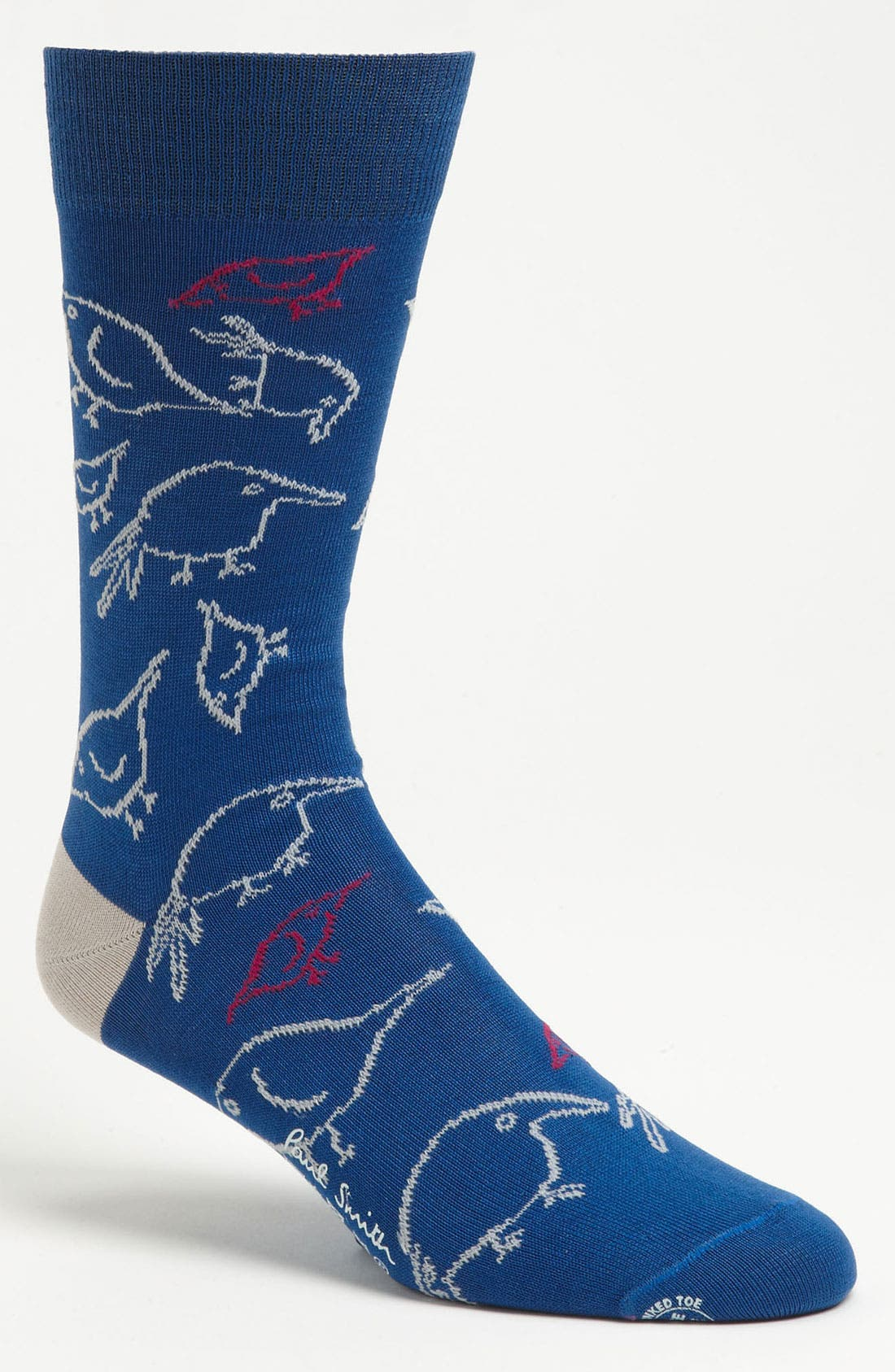 Alternate Image 1 Selected - Paul Smith Accessories 'Birdy' Socks