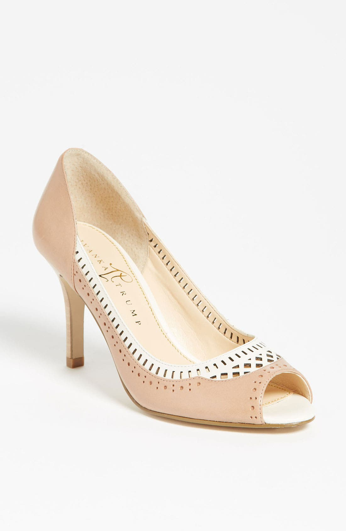 Alternate Image 1 Selected - IVANKA TRUMP CANDICE PUMP