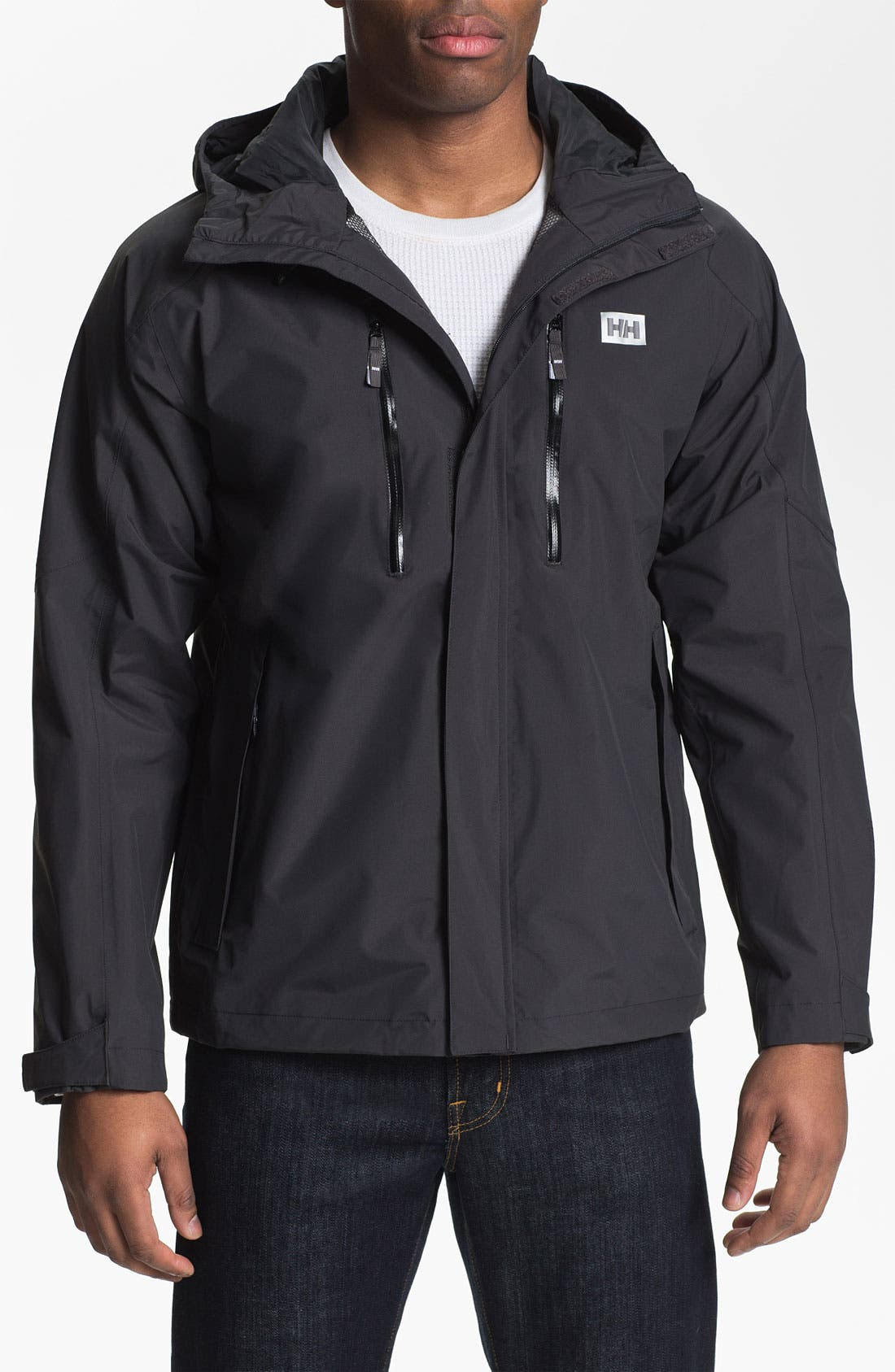 Alternate Image 1 Selected - Helly Hansen 'Seattle' Packable Jacket