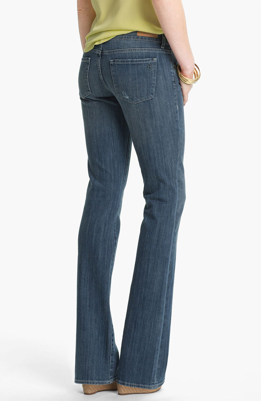 Alternate Image 2  - Articles of Society 'Kendra' Bootcut Jeans (Worn) (Juniors)