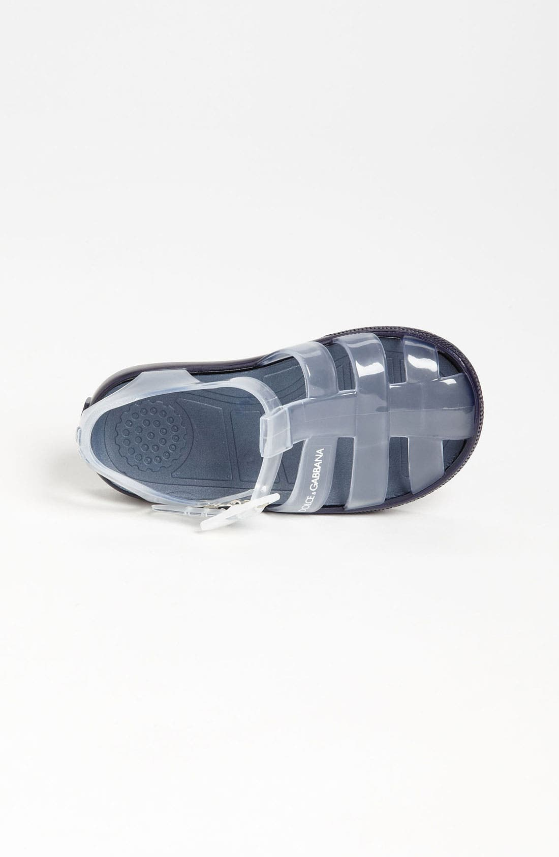 Alternate Image 3  - Dolce&Gabbana Fisherman Sandal (Baby, Walker & Toddler)