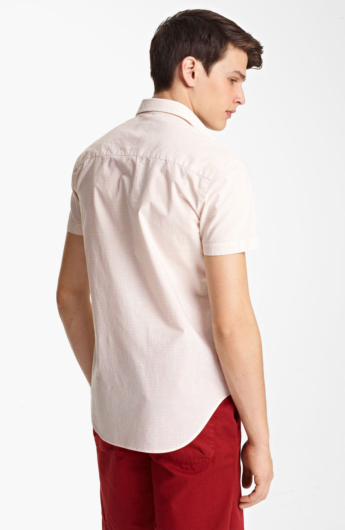Alternate Image 2  - Billy Reid 'Courtland' Woven Shirt