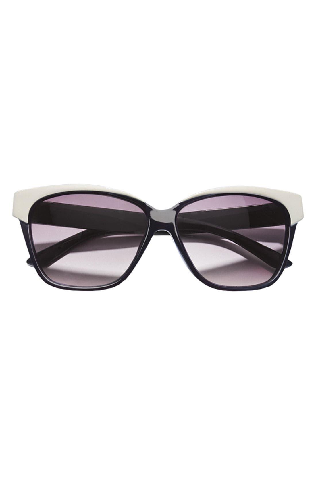 Alternate Image 2  - A.J. Morgan Retro Sunglasses