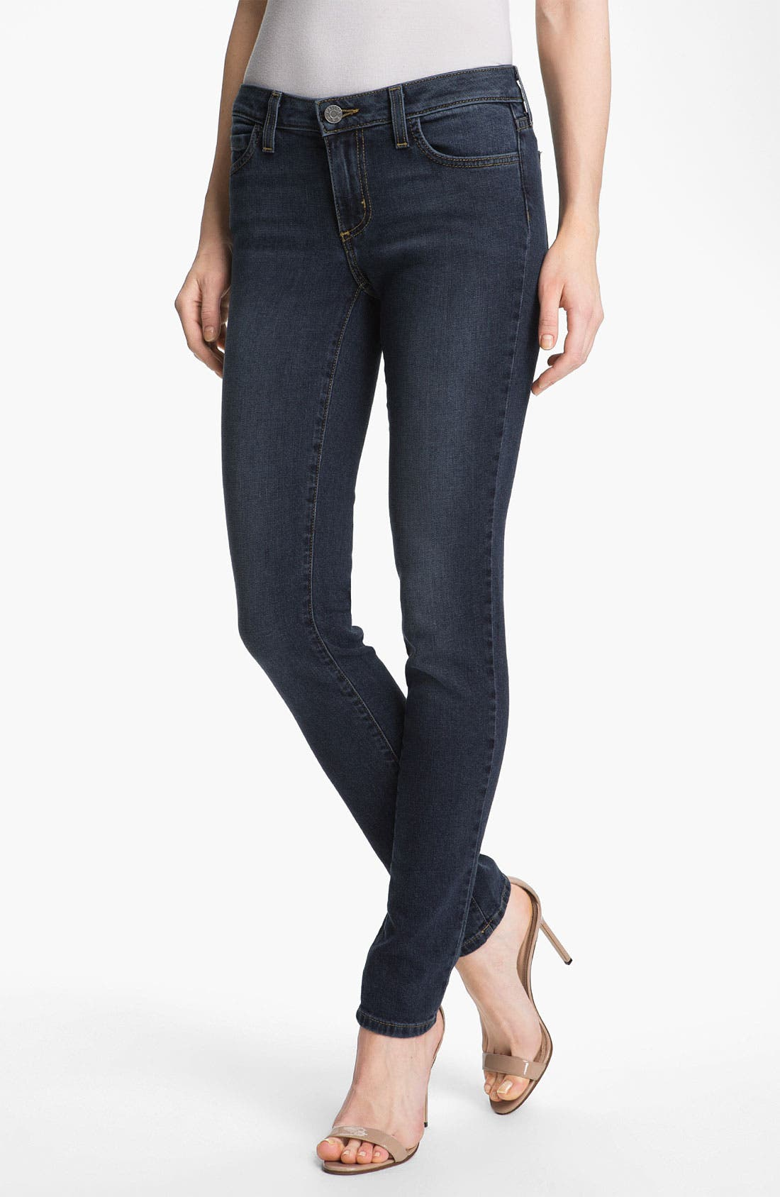 Main Image - L'AGENCE 'Nicole' Skinny Jeans